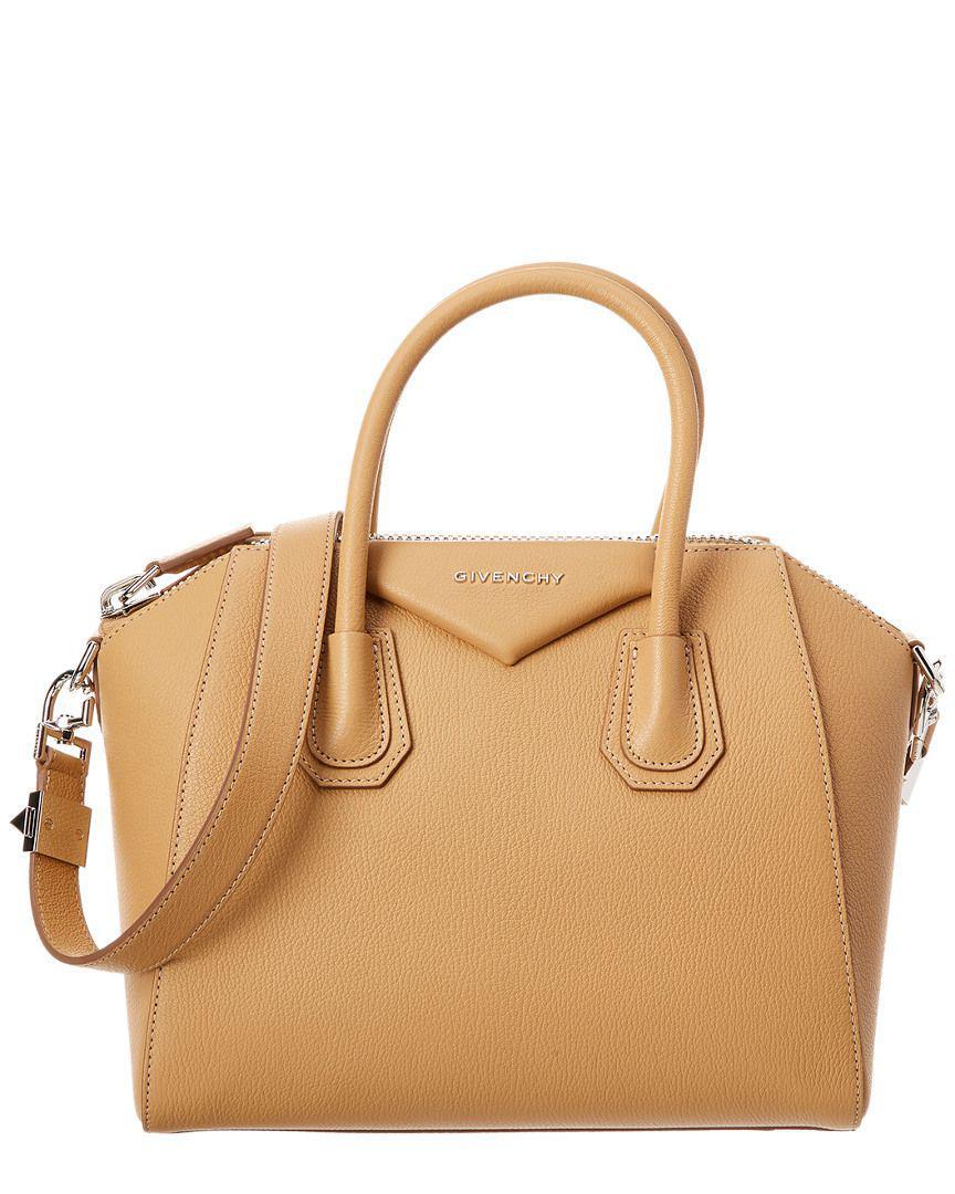 2b4e1e87499b Givenchy - Multicolor Small Antigona Leather Satchel - Lyst. View fullscreen