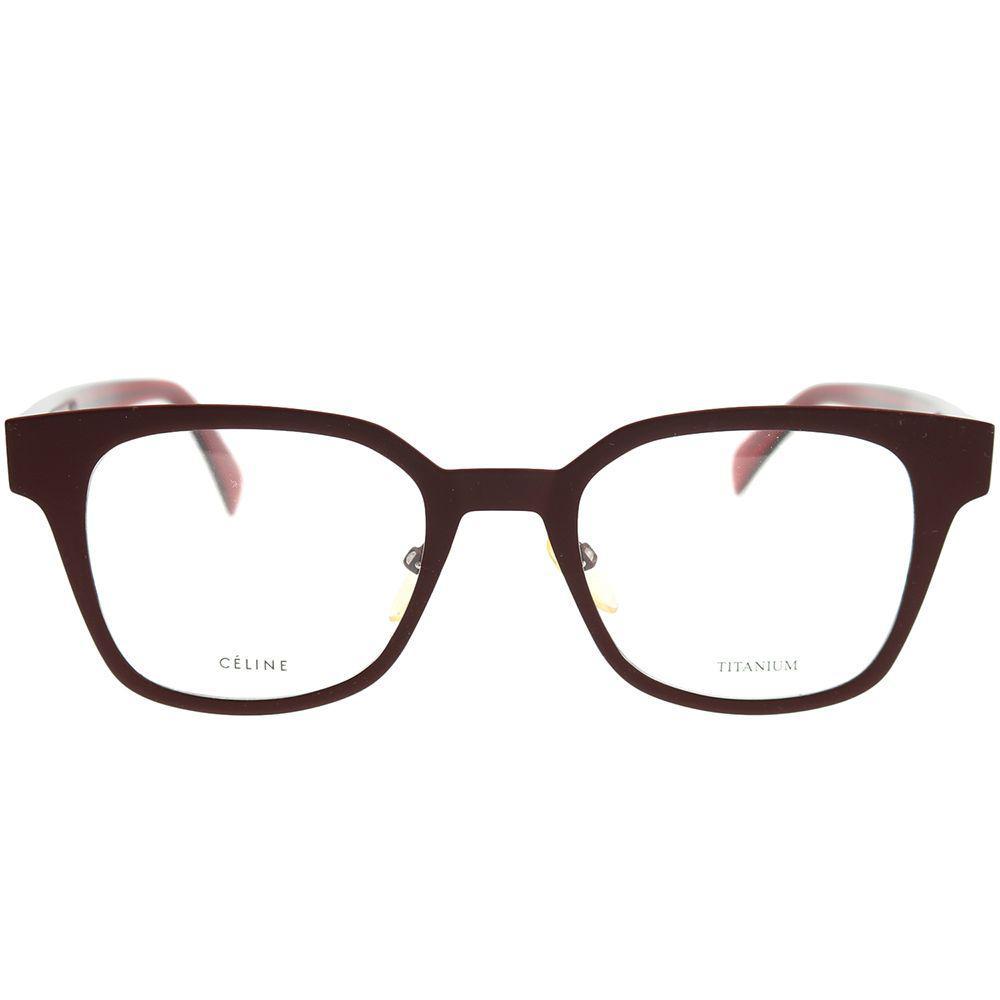 13993fb7d23c Céline - Multicolor Cl 41456 Lhf Ople Burg Square Eyeglasses - Lyst. View  fullscreen