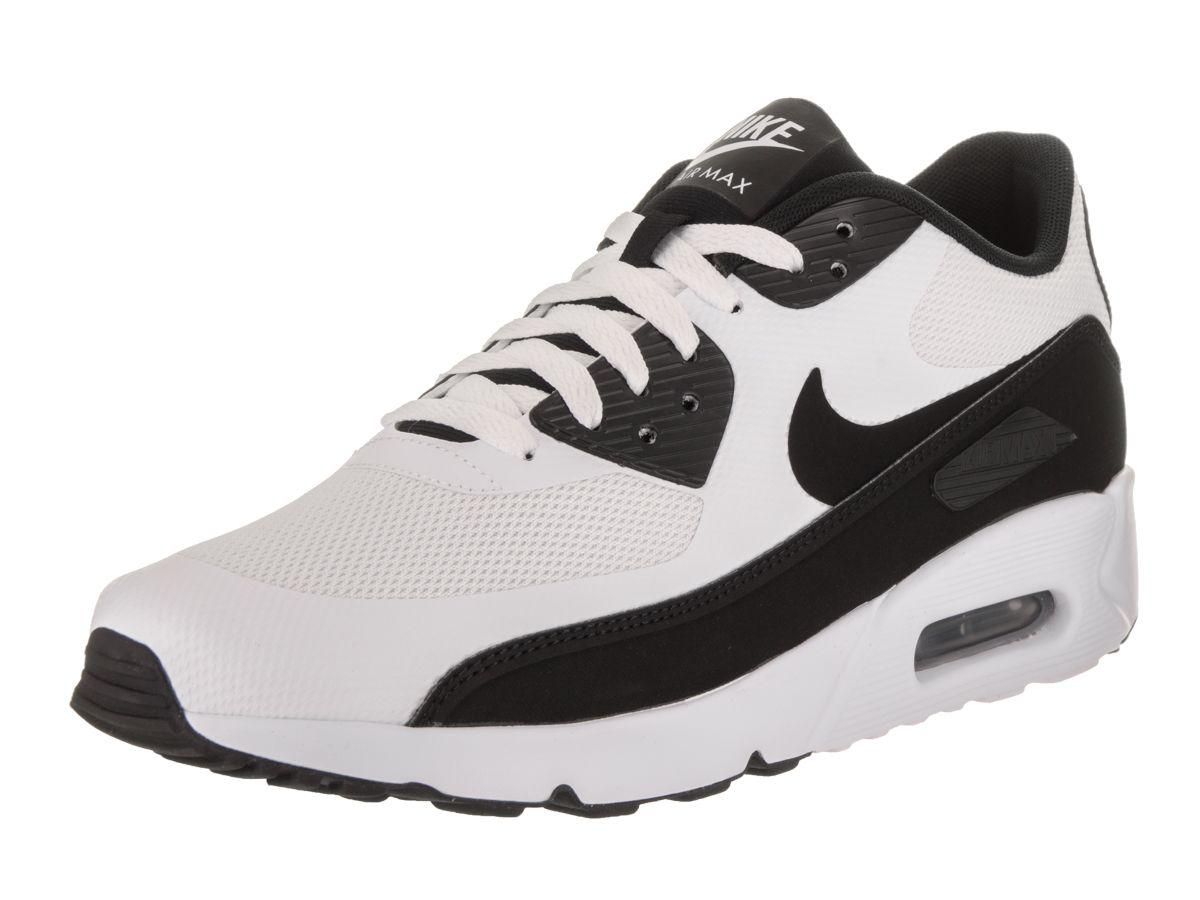 100% authentic b36df 6d7a5 Nike - White Men s Air Max 90 Ultra 2.0 Essential Running Shoe for Men -  Lyst. View fullscreen