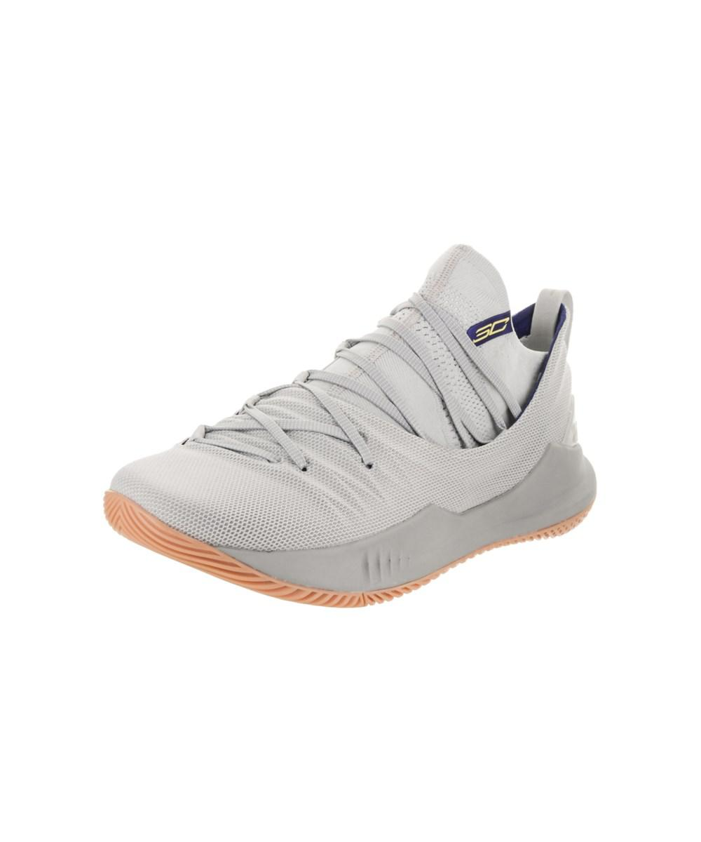 bdfadbd7ab6 Lyst - Under Armour Men's Curry 5 Basketball Shoe for Men
