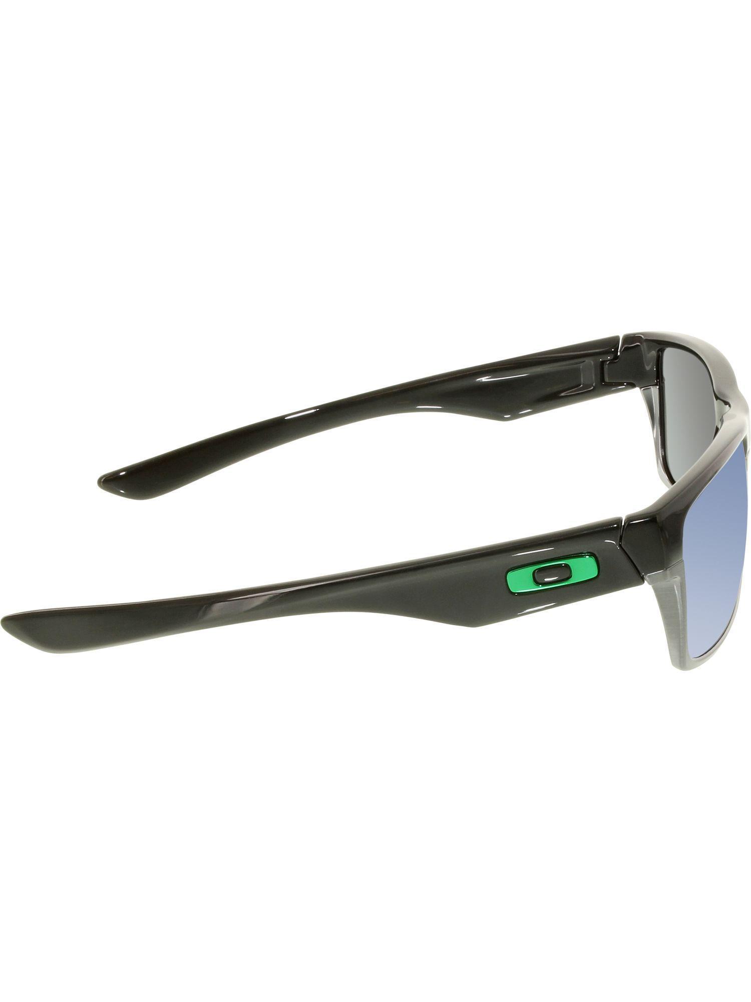 deb09114ee Oakley - Men s Twoface Oo9189-04 Black Square Sunglasses for Men - Lyst.  View fullscreen