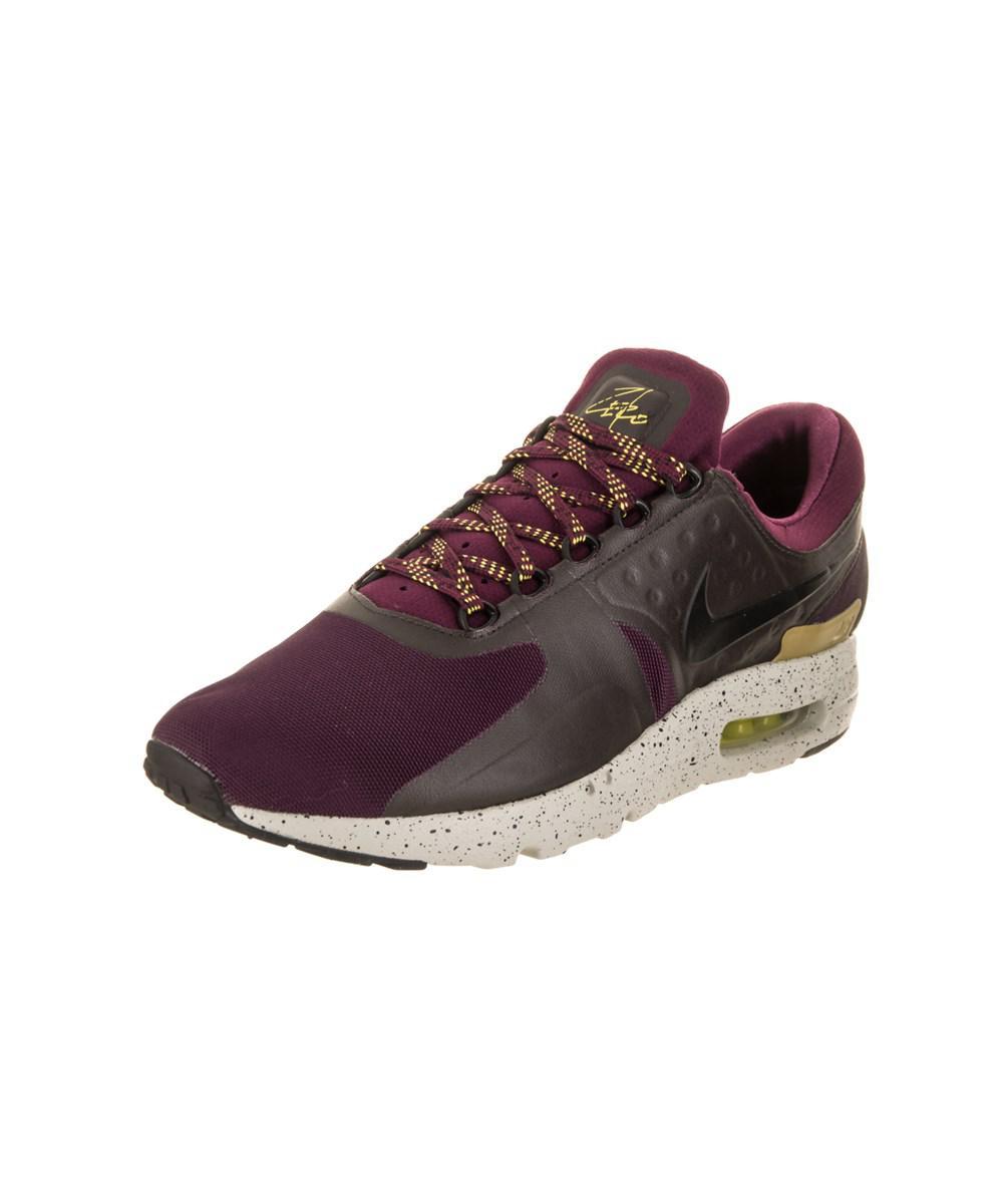6b4f5c8742 Lyst - Nike Men's Air Max Zero Se Running Shoe for Men