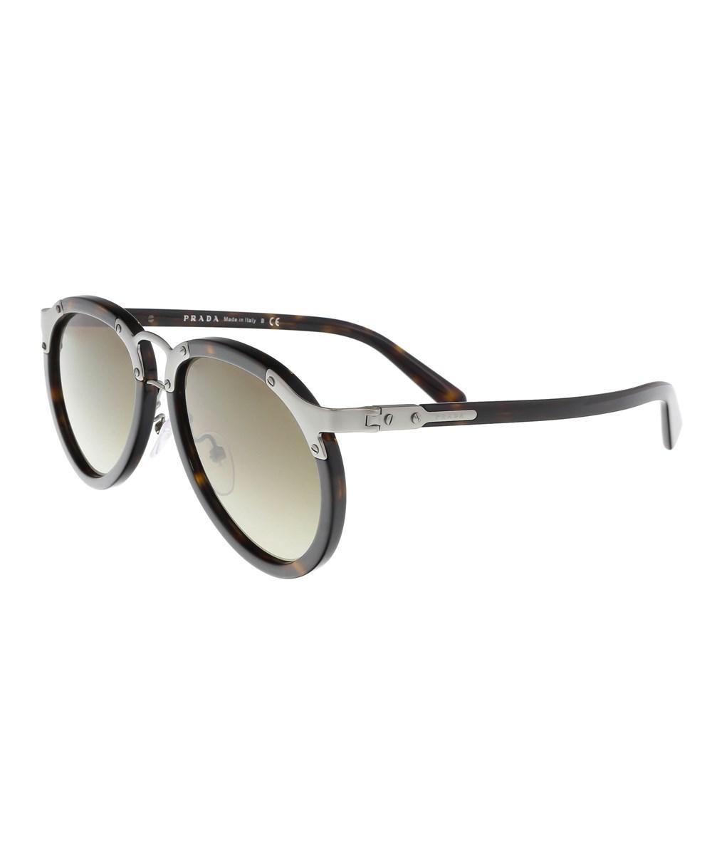 b354deb5681 wholesale prada ps01ts sunglasses black rubber w light green mirror blue  56mm lens dg05m2 sps01t ps 38826 294b5  new zealand lyst prada pr 01ts  2au1x1 ...