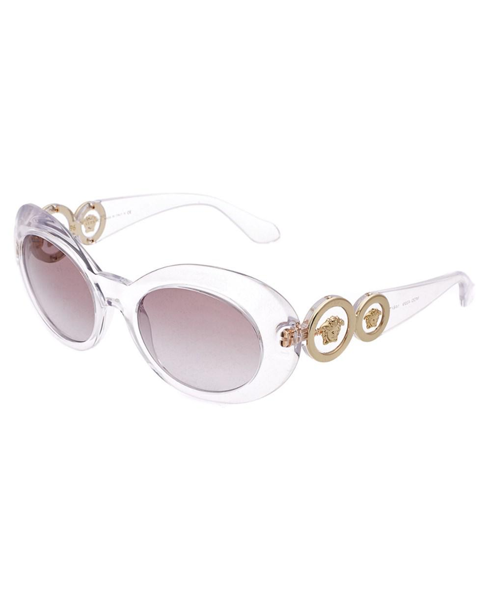 f323702f4f Lyst - Versace Women s 0ve4329 53mm Sunglasses in White