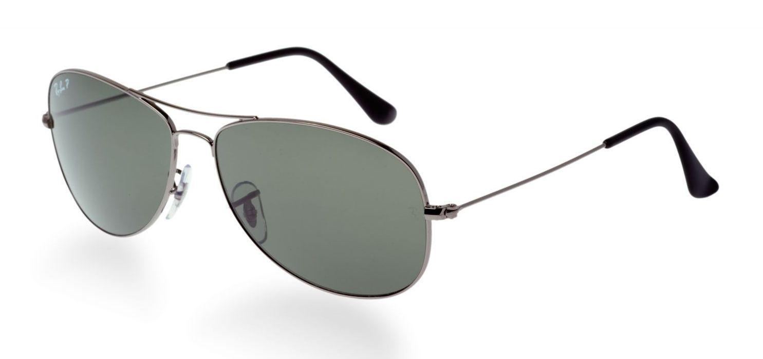 c9eeba45b1e Lyst - Ray-Ban Rb3362 004 58 Cockpit Sunglasses 59mm in Gray for Men