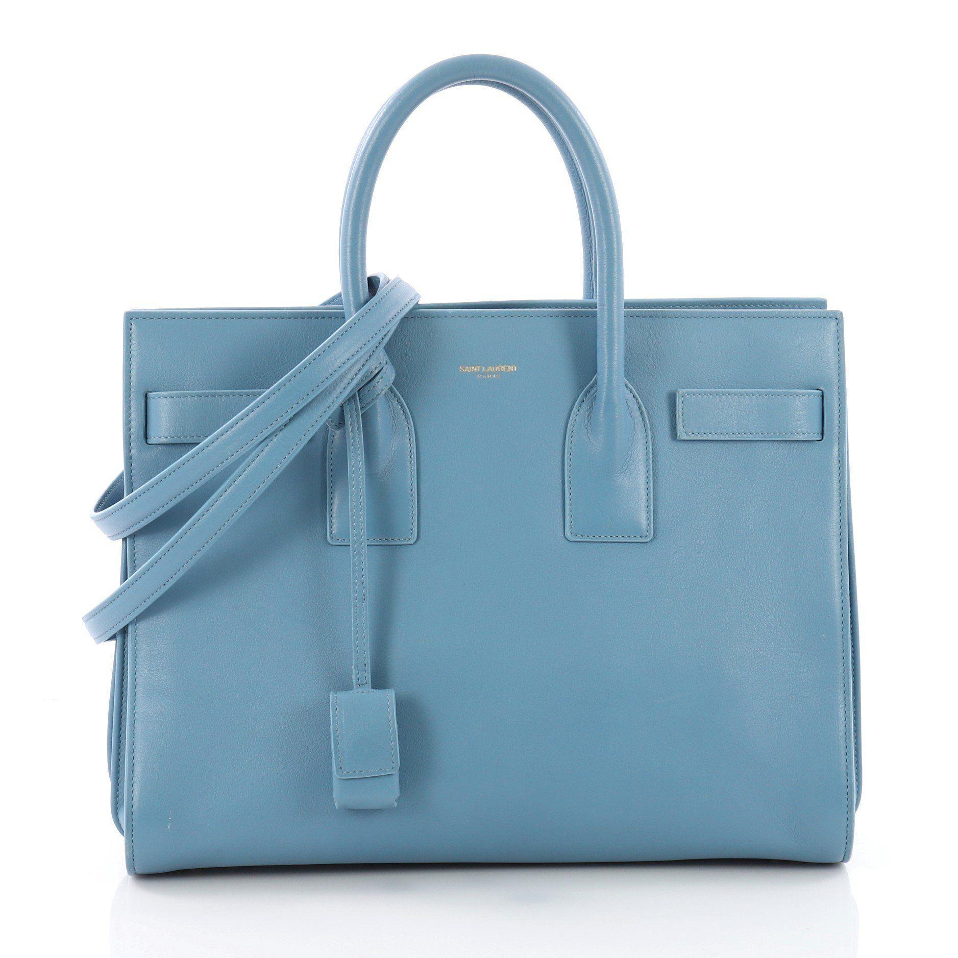 defbdb4a137 saint-laurent--Pre-Owned-Sac-De-Jour-Handbag-Leather-Small.jpeg