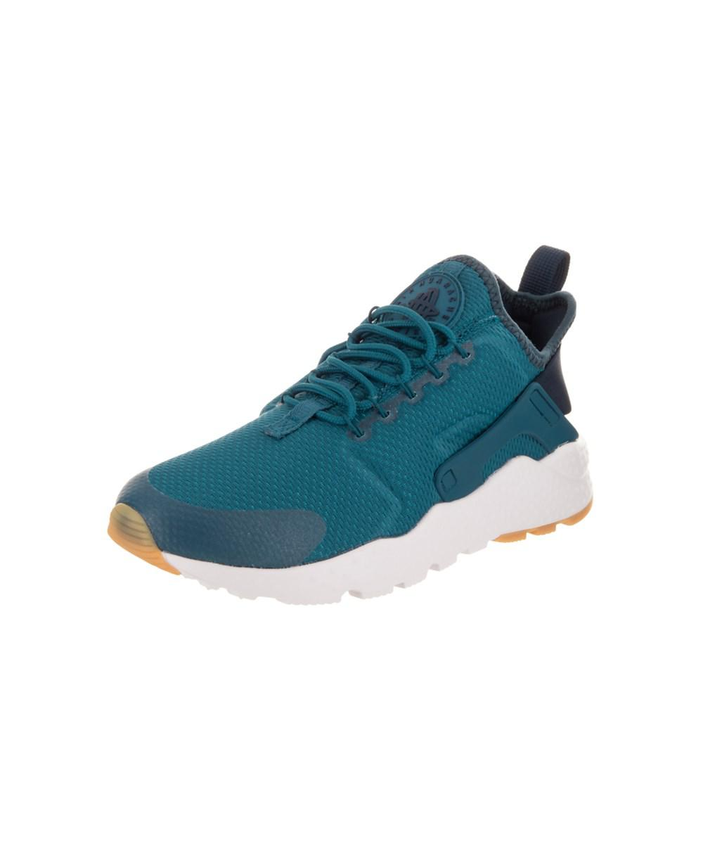 best service 7accc 76a6e Nike. Blue Women s Air Huarache Run Ultra Running Shoe