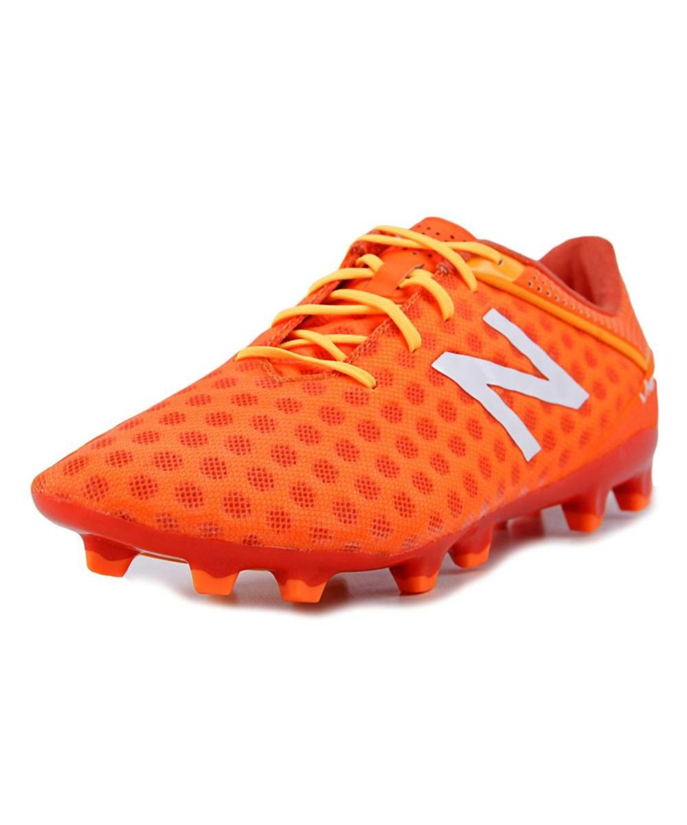 1621286acbac Lyst - New Balance Msvro Round Toe Synthetic Cleats in Orange for Men