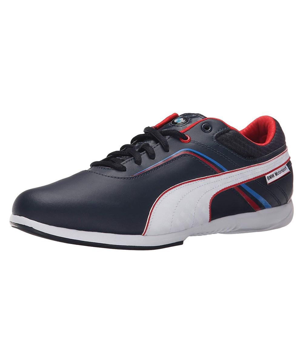 64d2dbbad0d Lyst - Puma Men s Bmwmsignisnm Driving Shoe in Blue for Men