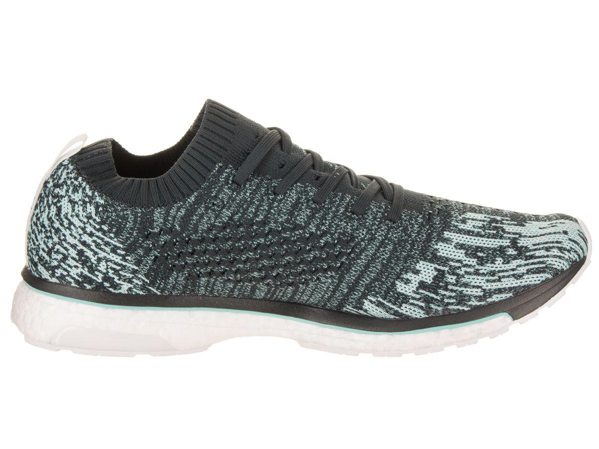 b88d3807236e Adidas - Black Men s Adizero Prime Parley Running Shoe for Men - Lyst. View  fullscreen