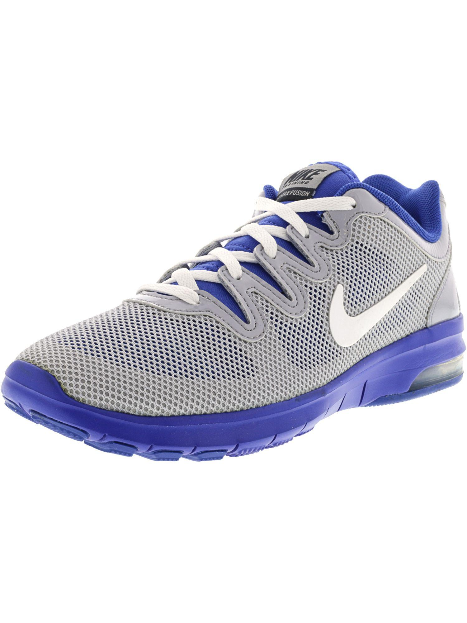 hot sale online 28be2 9ff4d Lyst - Nike Women s Air Max Fusion Team Wolf Grey   White Treasure ...