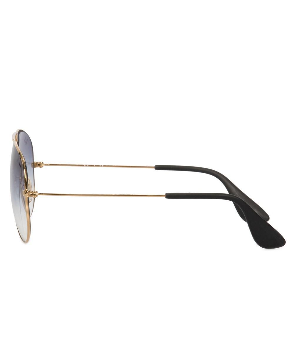 752a3c3551 ... Aviator Sunglasses Rb3558 001 19 58 for Men - Lyst. View fullscreen