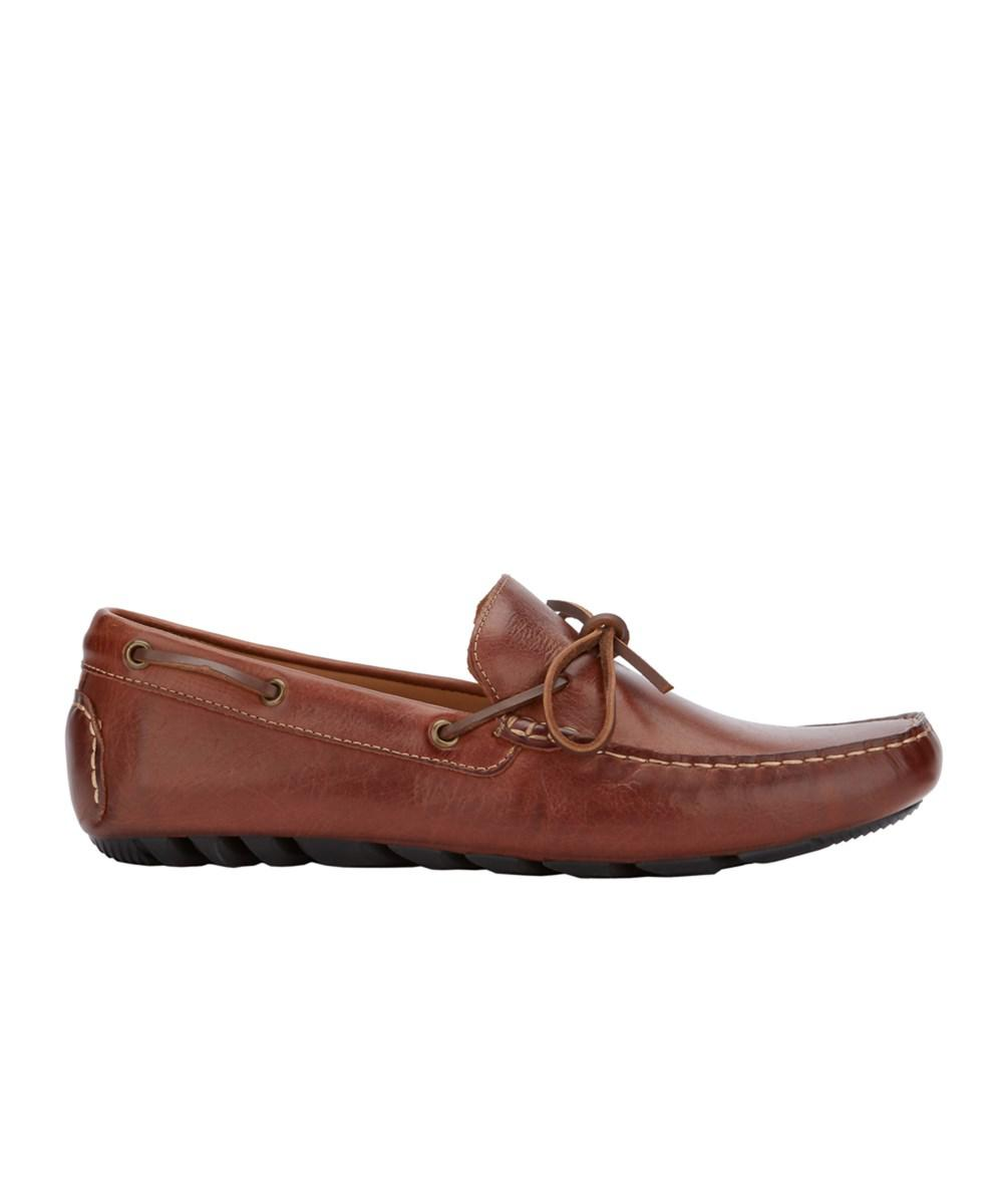 60cceb14479f Lyst - G.H.Bass . Mens Wyatt Leather Casual Driver Loafer Shoe in ...