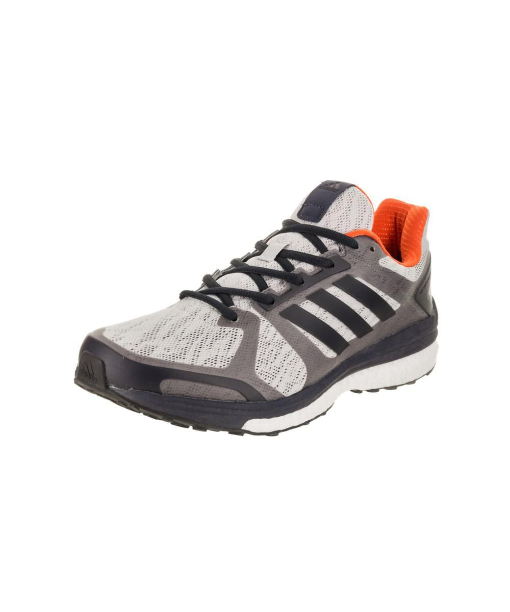 9f8e5180dd86c Lyst - Adidas Men s Supernova Sequence 9 Running Shoe in Gray for Men