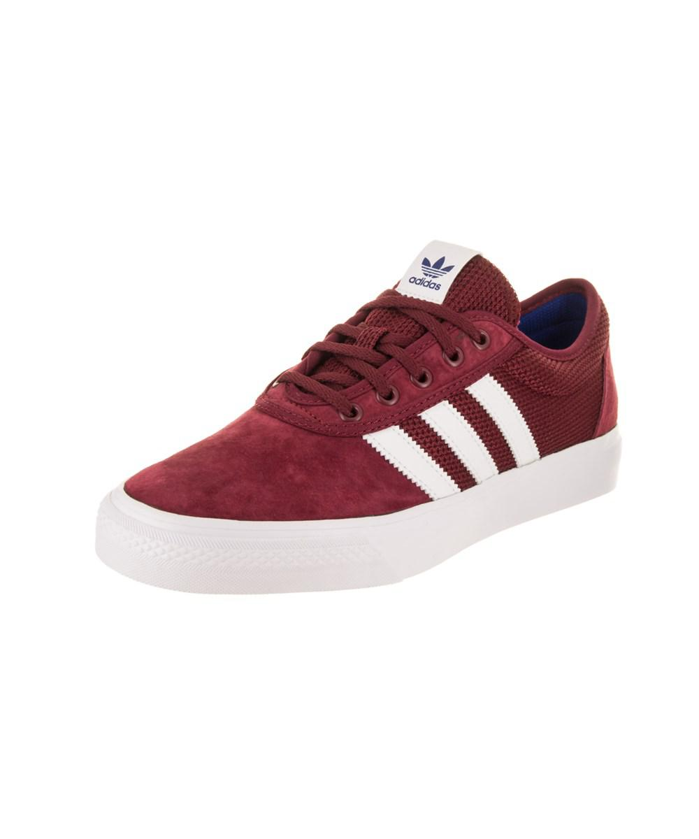 Lyst Adidas hombre 's Adi facilidad de calzado de skate en rojo para hombres
