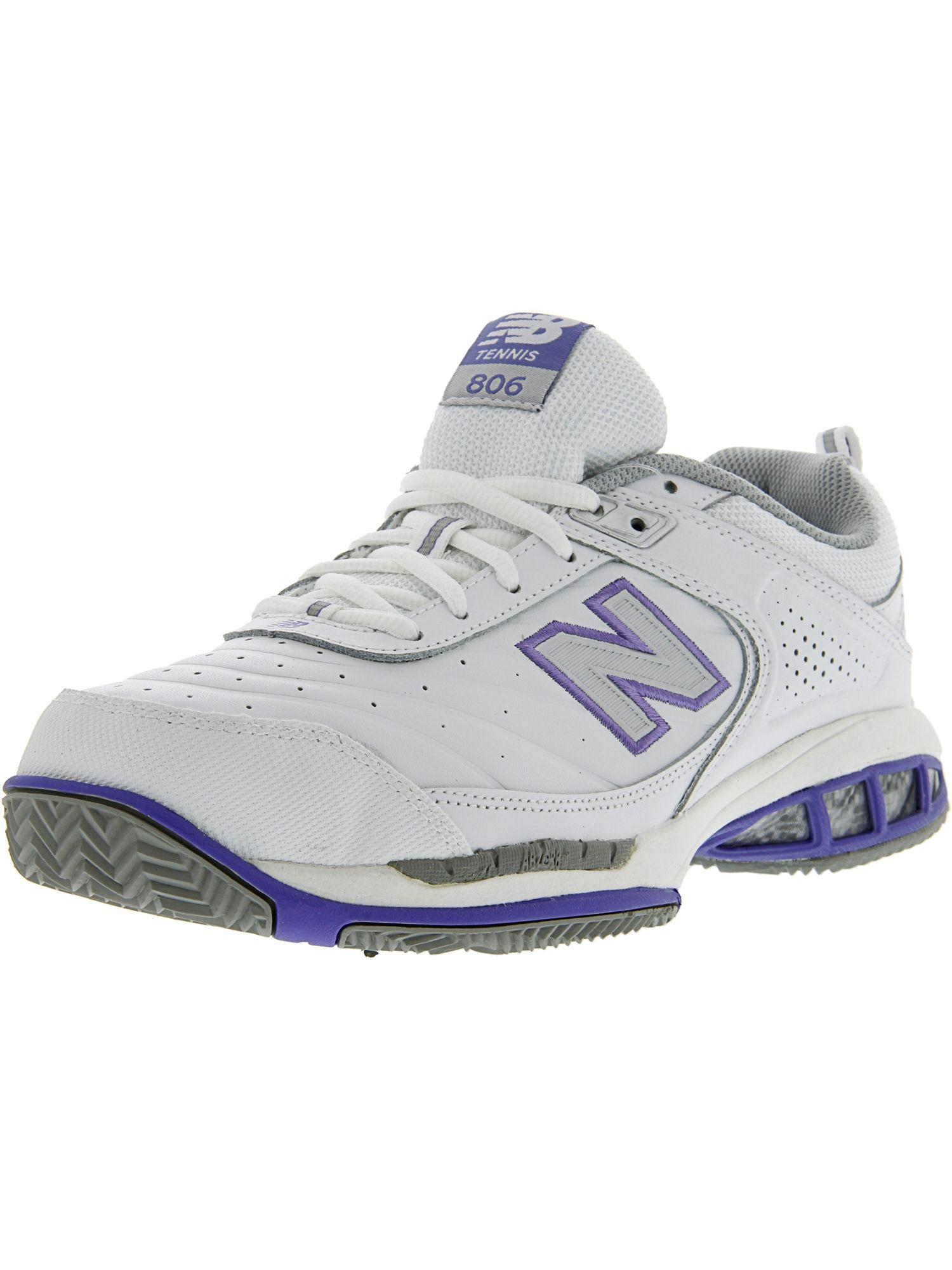4bec7a683ccf1 Lyst - New Balance Women's C806 Ankle-high Tennis Shoe in White