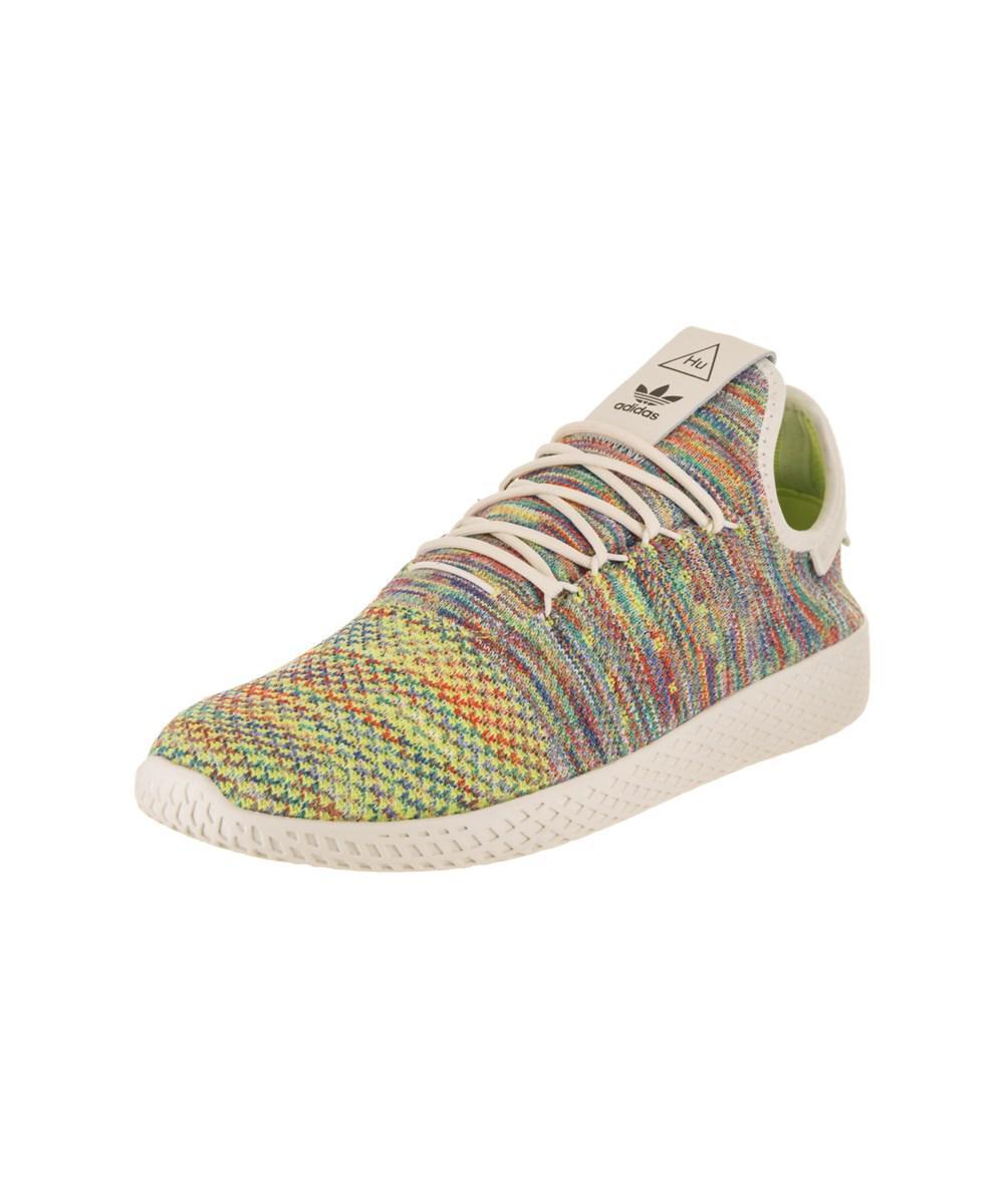 bb5c08573 Adidas - Multicolor Men s Pharrell Williams Tennis Hu Pk Originals Tennis  Shoe for Men - Lyst. View fullscreen