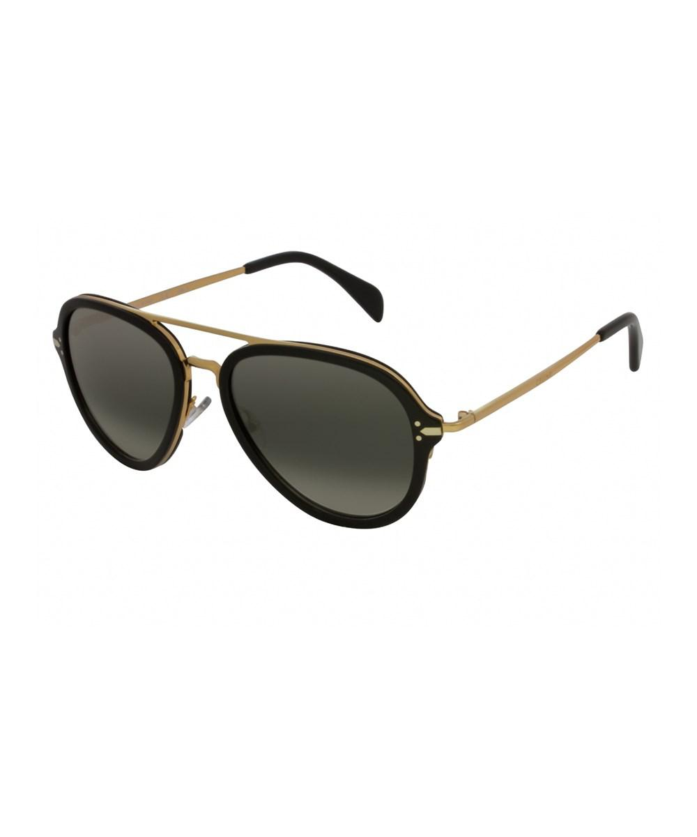 be05be2a55283 Lyst - Céline 41374 s 0anw Xm in Black