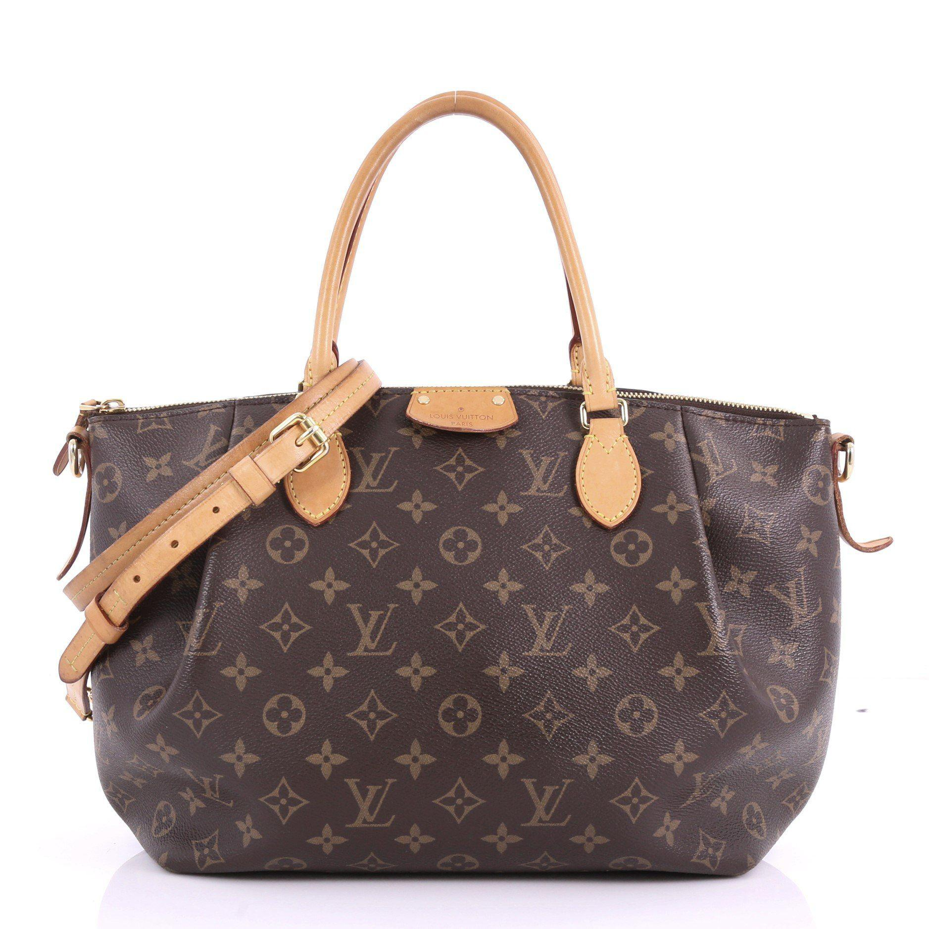 afe06d9f6b78 Louis Vuitton - Multicolor Pre Owned Turenne Handbag Monogram Canvas Mm -  Lyst. View fullscreen