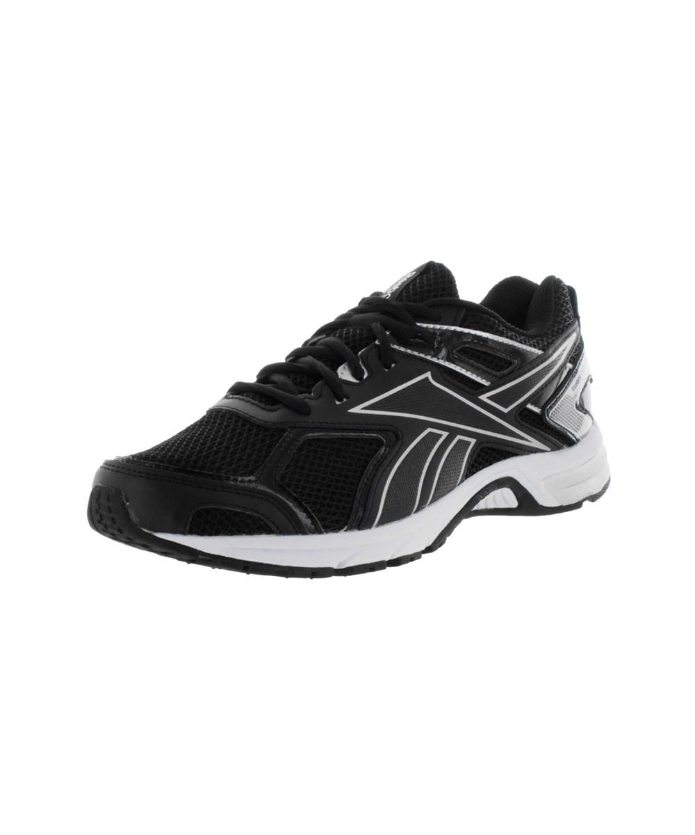 f19c884f2 Lyst - Reebok Men s Quickchase Running Shoe in Black for Men - Save 12%