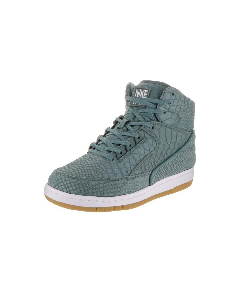89369361329656 Lyst - Nike Men s Air Python Prm Basketball Shoe in White for Men
