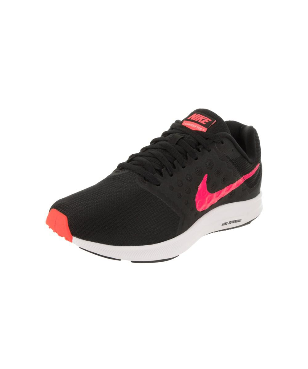 67ec49e63dbb Lyst - Nike Women s Downshifter 7 Running Shoe in Black