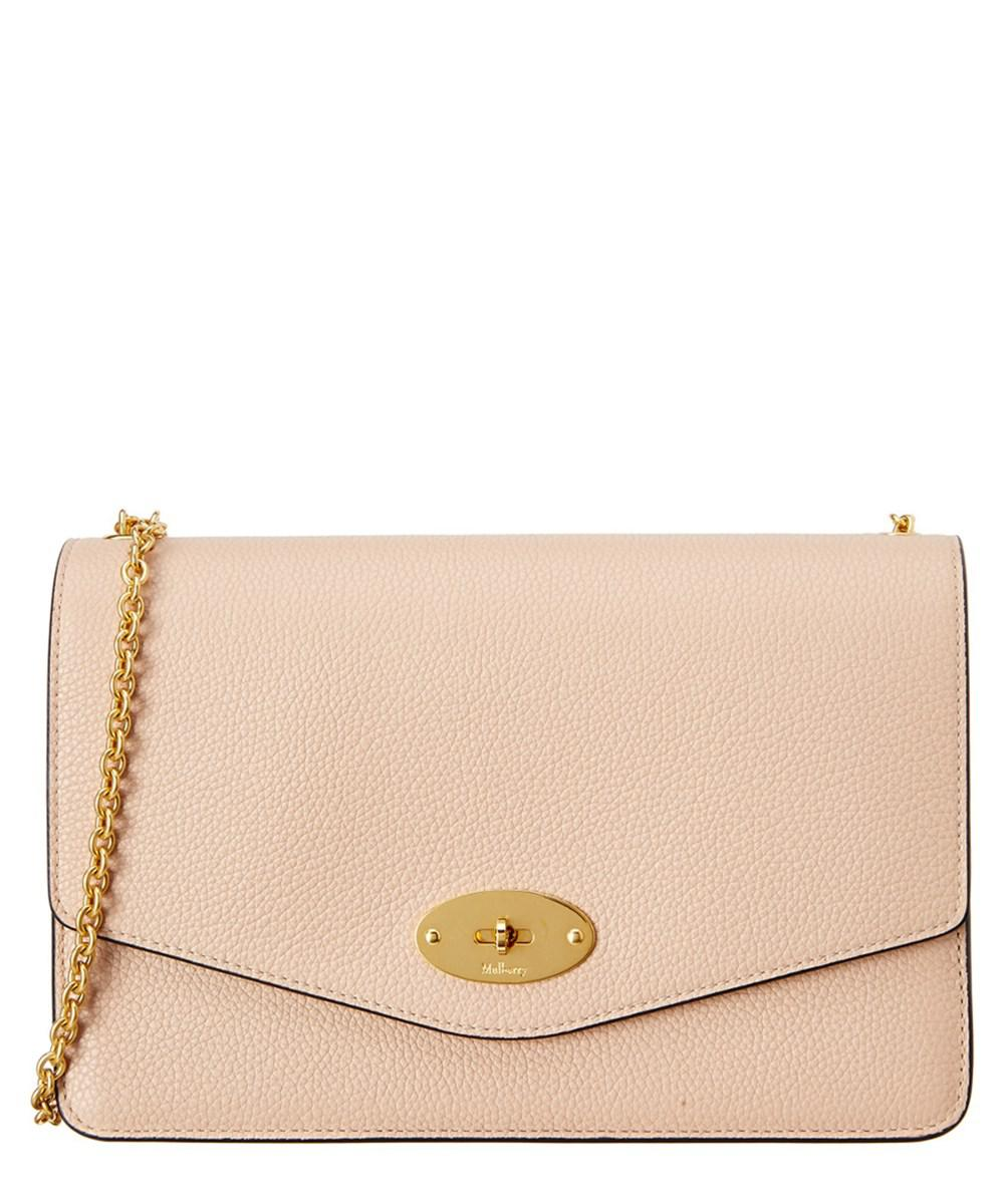 0d8ba91d12 ... discount mulberry darley small leather crossbody bag lyst b5b4b 898f6
