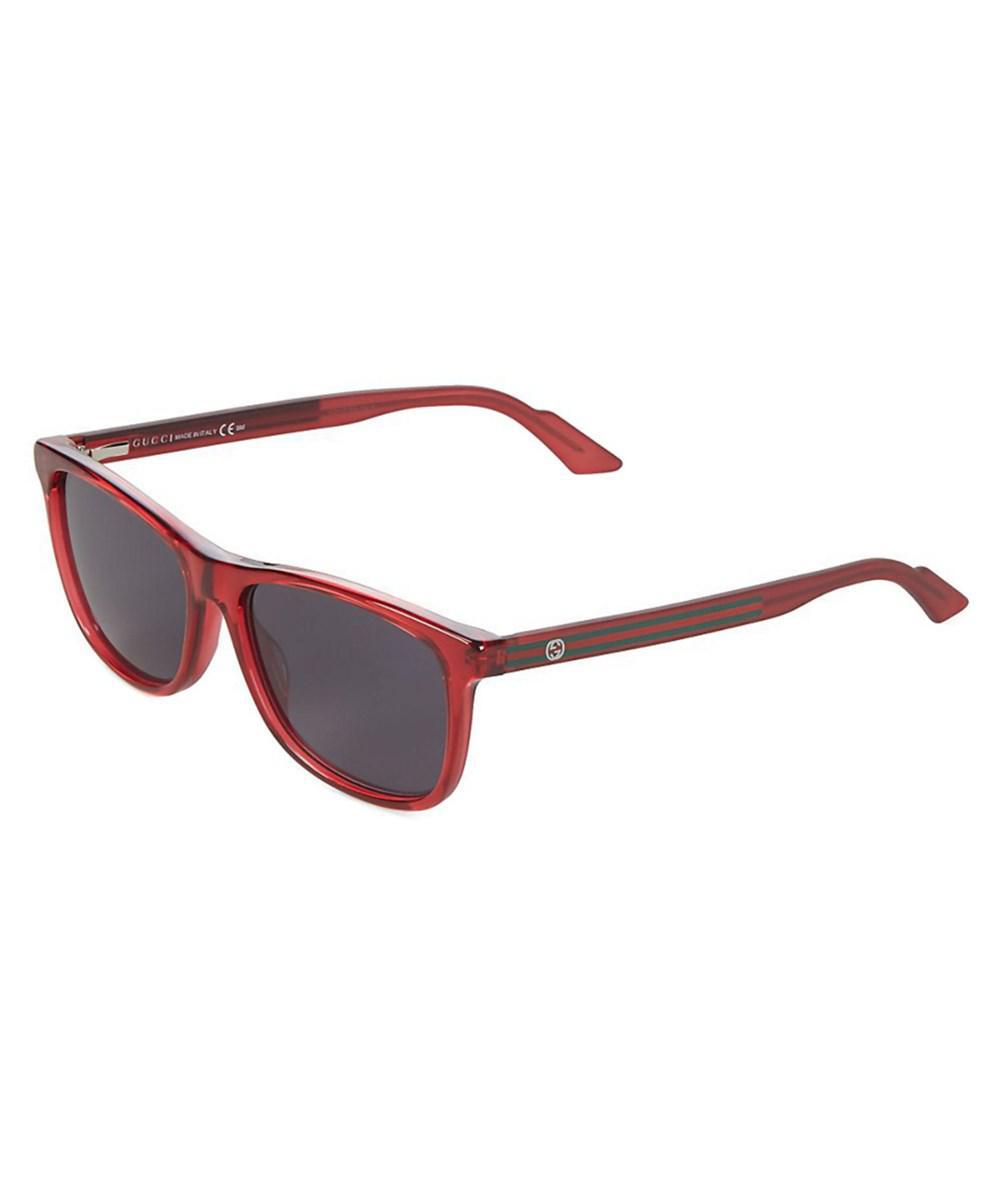 48a7bc653787b Gucci - Multicolor 63.5mm Square Sunglasses - Lyst. View fullscreen