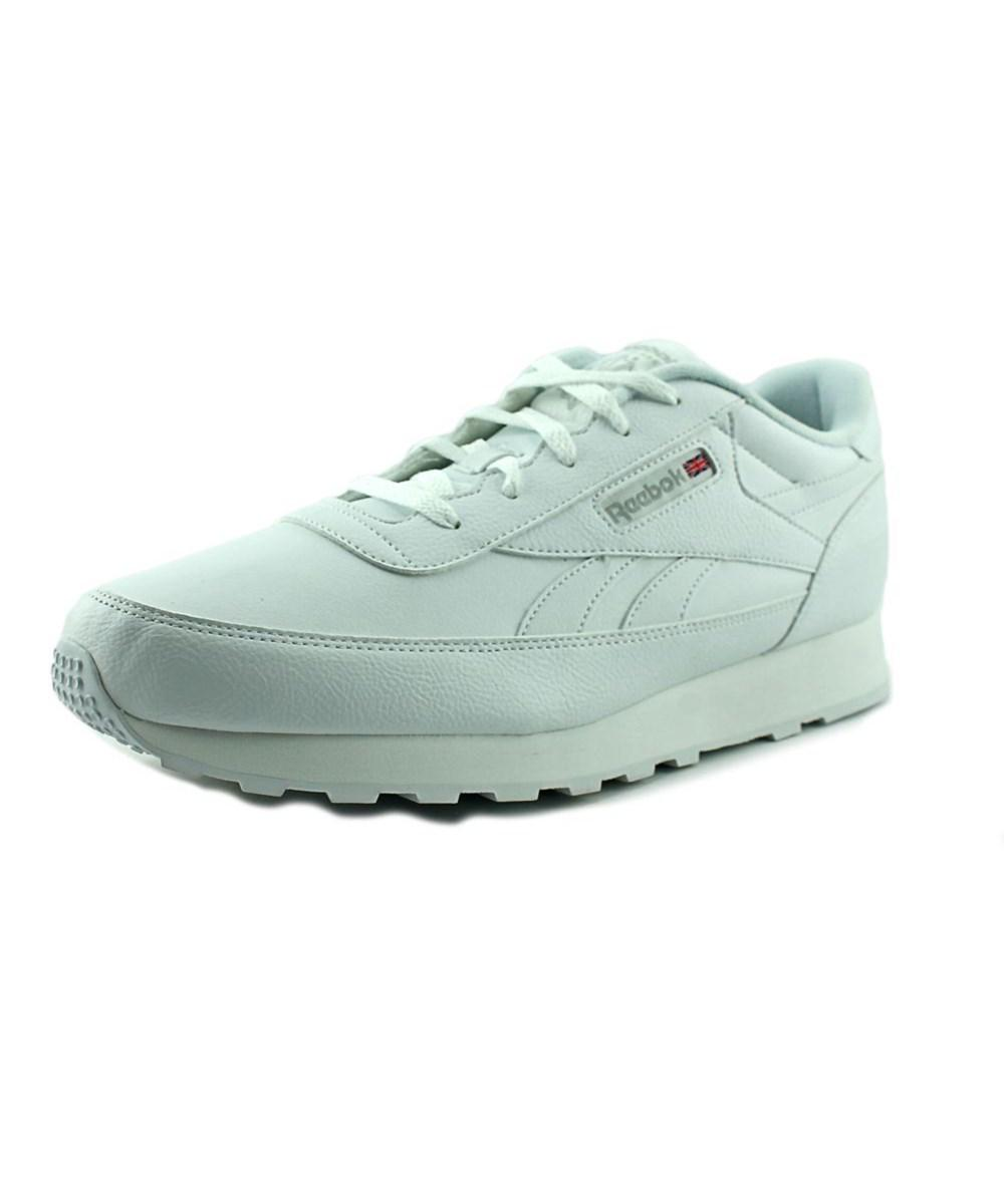f402a210b433b Lyst - Reebok Classic Renaissance Men Round Toe Leather White ...