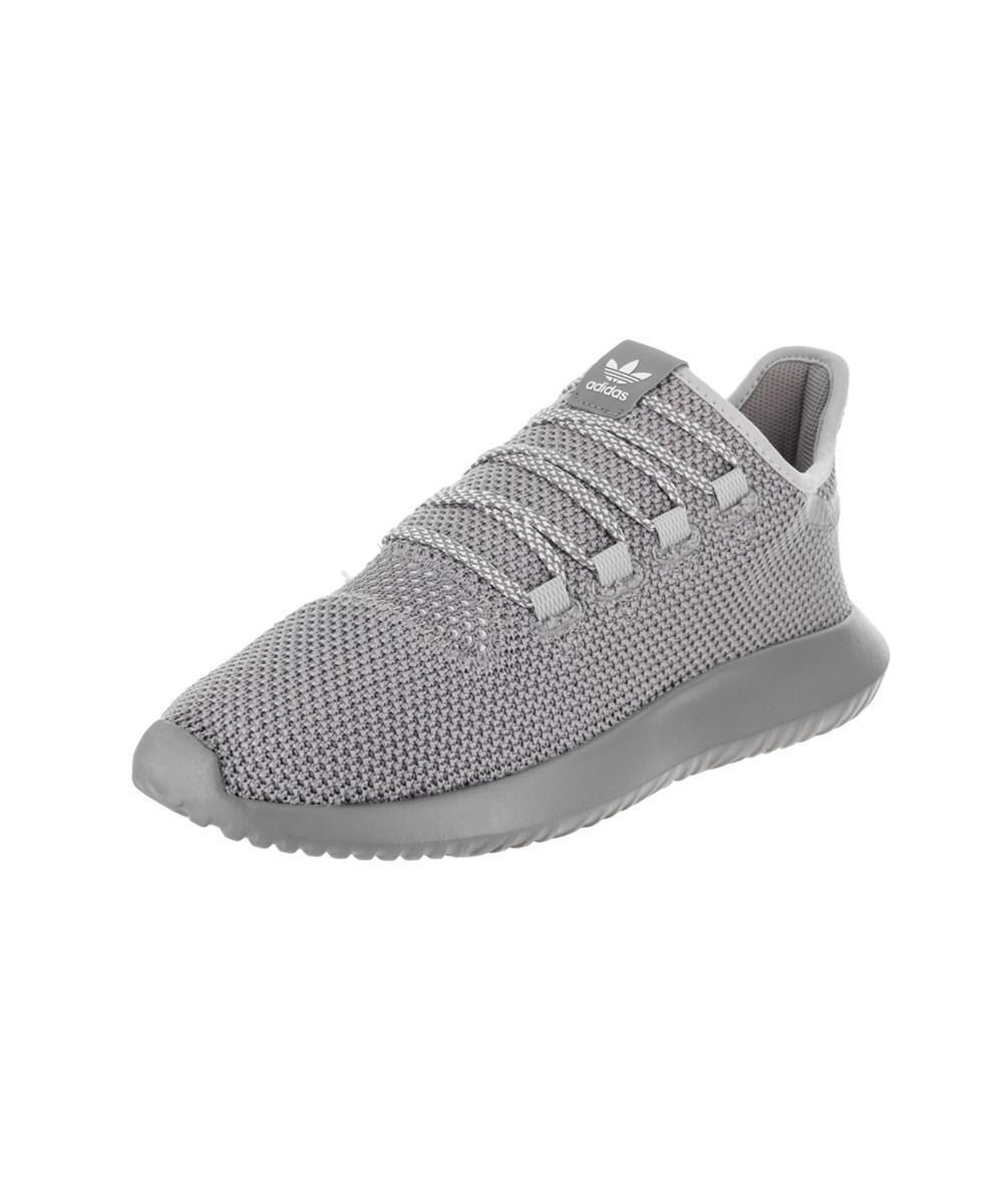 lyst adidas uomini ombra tubulare ck originali di scarpe da corsa in grigio.