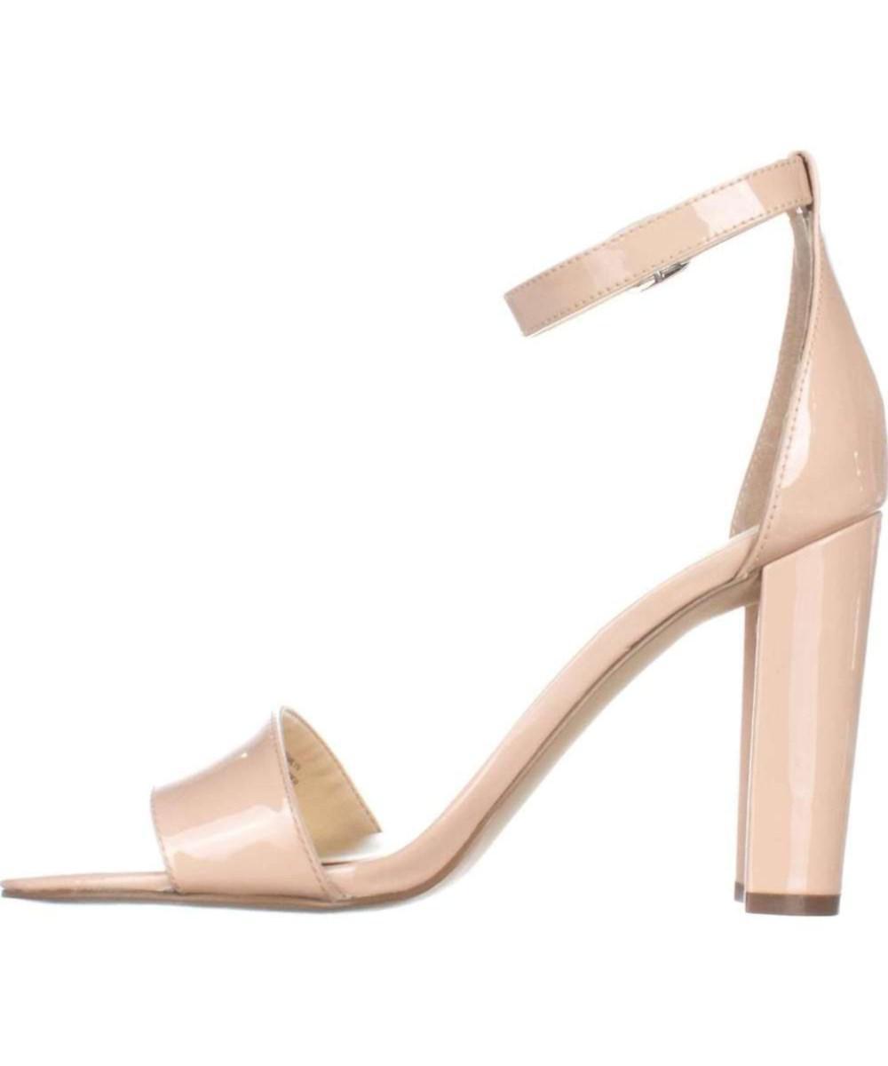 2d94c66962de Lyst - Ivanka Trump Womens Emalyn Leather Open Toe Casual Ankle ...