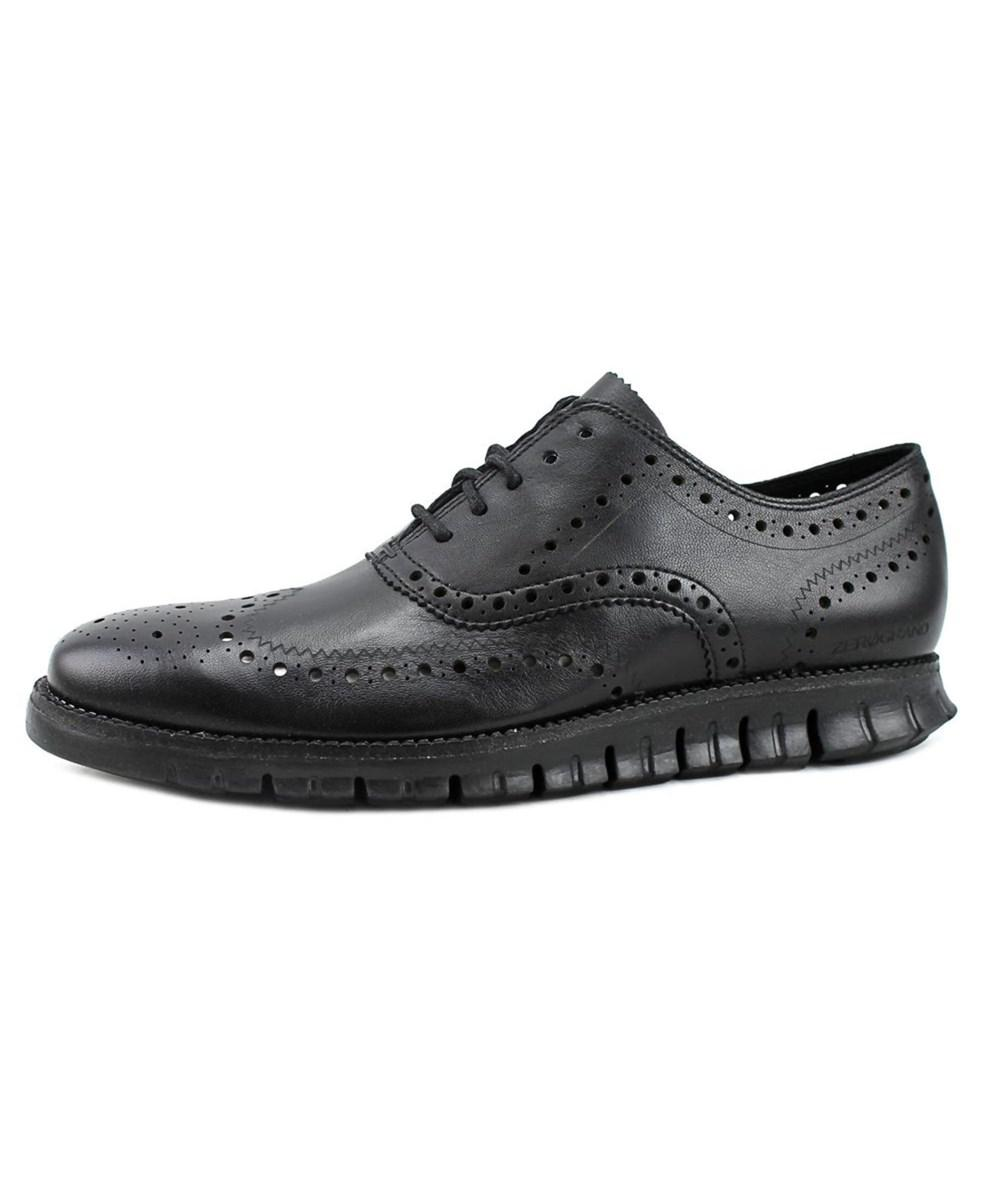 Cole Haan Patent Leather Rounded-Toe Oxfords discount best prices free shipping amazon QN1jvNV3