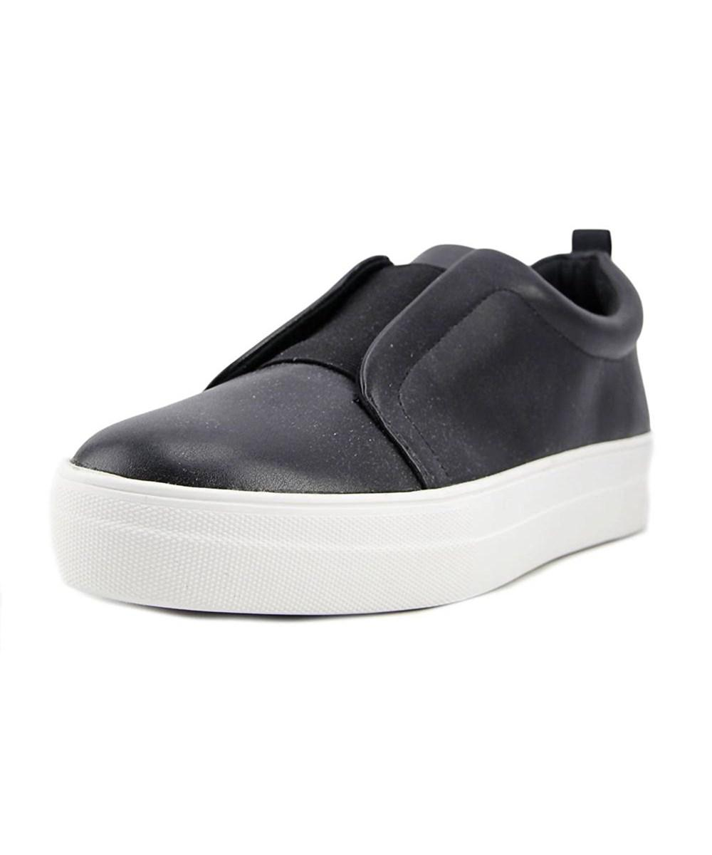 7a539d24eef Steve Madden Goals Women Synthetic Black Fashion Sneakers in Black ...