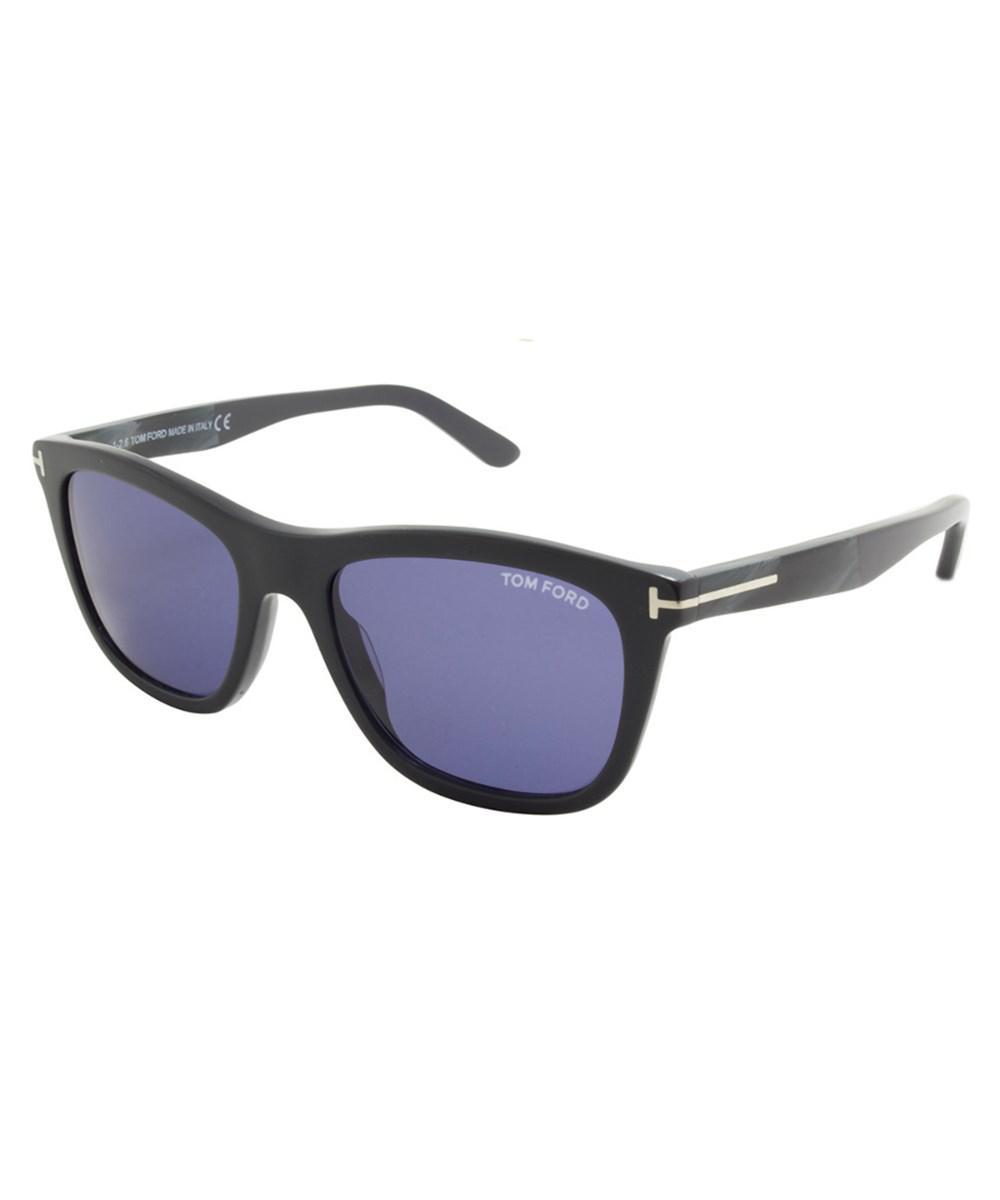 97dc61b212 Lyst - Tom Ford Men s Tf0500-20v 54mm Sunglasses in Blue for Men