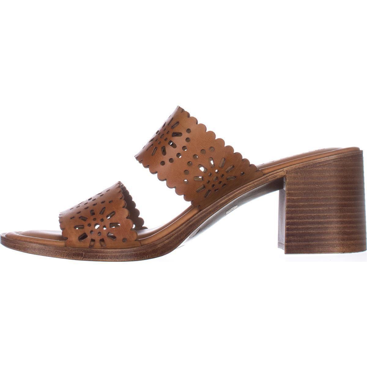ec04651999b1 Lyst - Easy Street Womens Susana Open Toe Mules in Brown