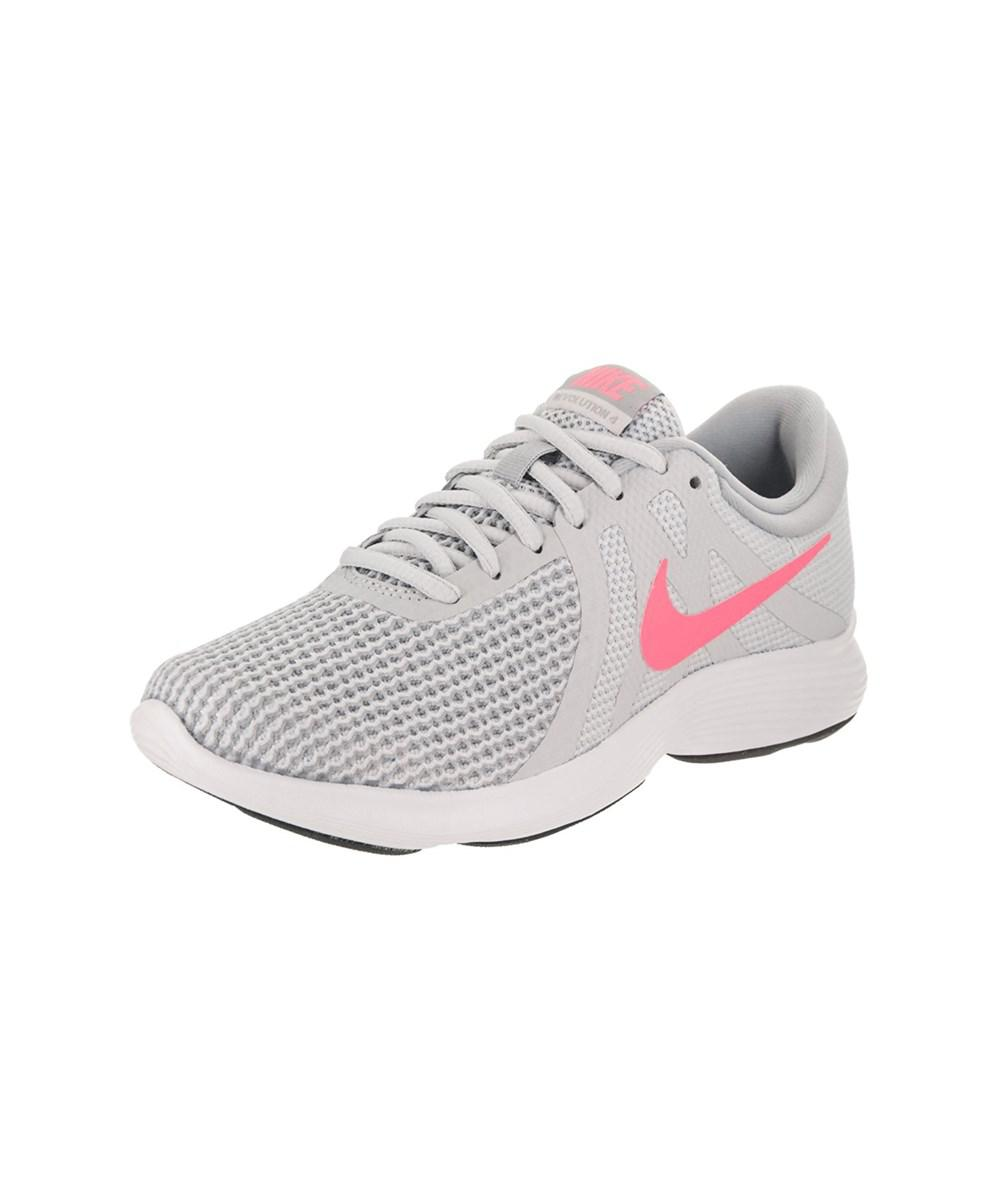 a72748dd01996 Lyst - Nike Womens Arevolution 4 Low Top Lace Up Running Sneaker in Gray