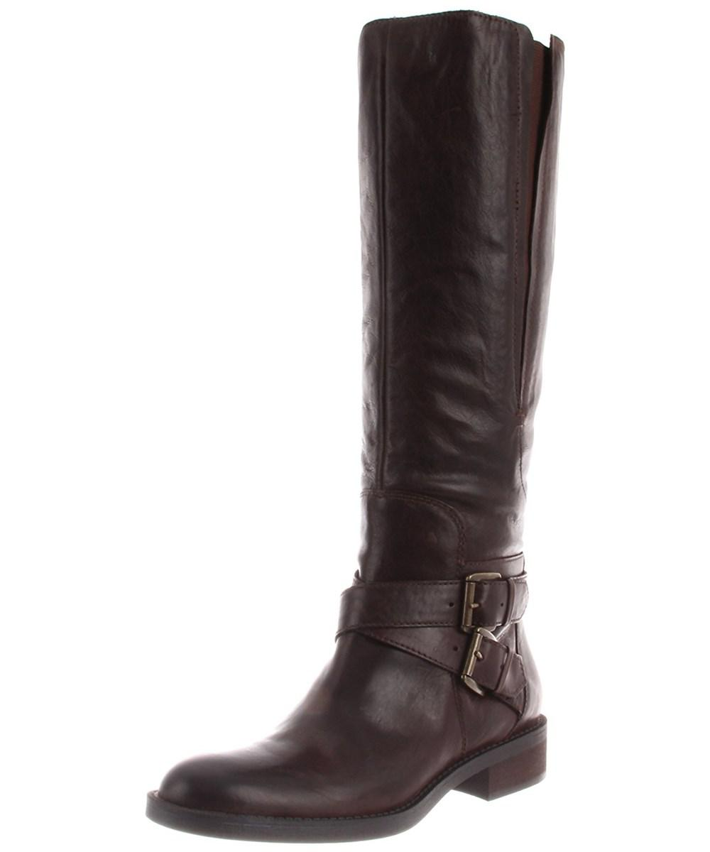 Lyst - Enzo Angiolini Women s Sporty Boot in Brown cc8b57671