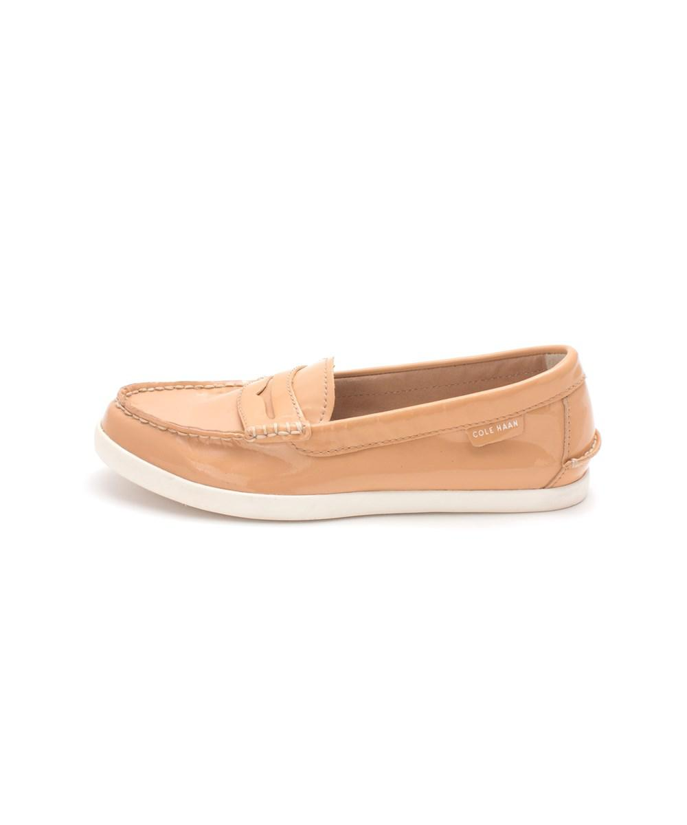 921d1cd99b3 Cole Haan - Brown Womens Anouksam Closed Toe Loafers - Lyst. View fullscreen