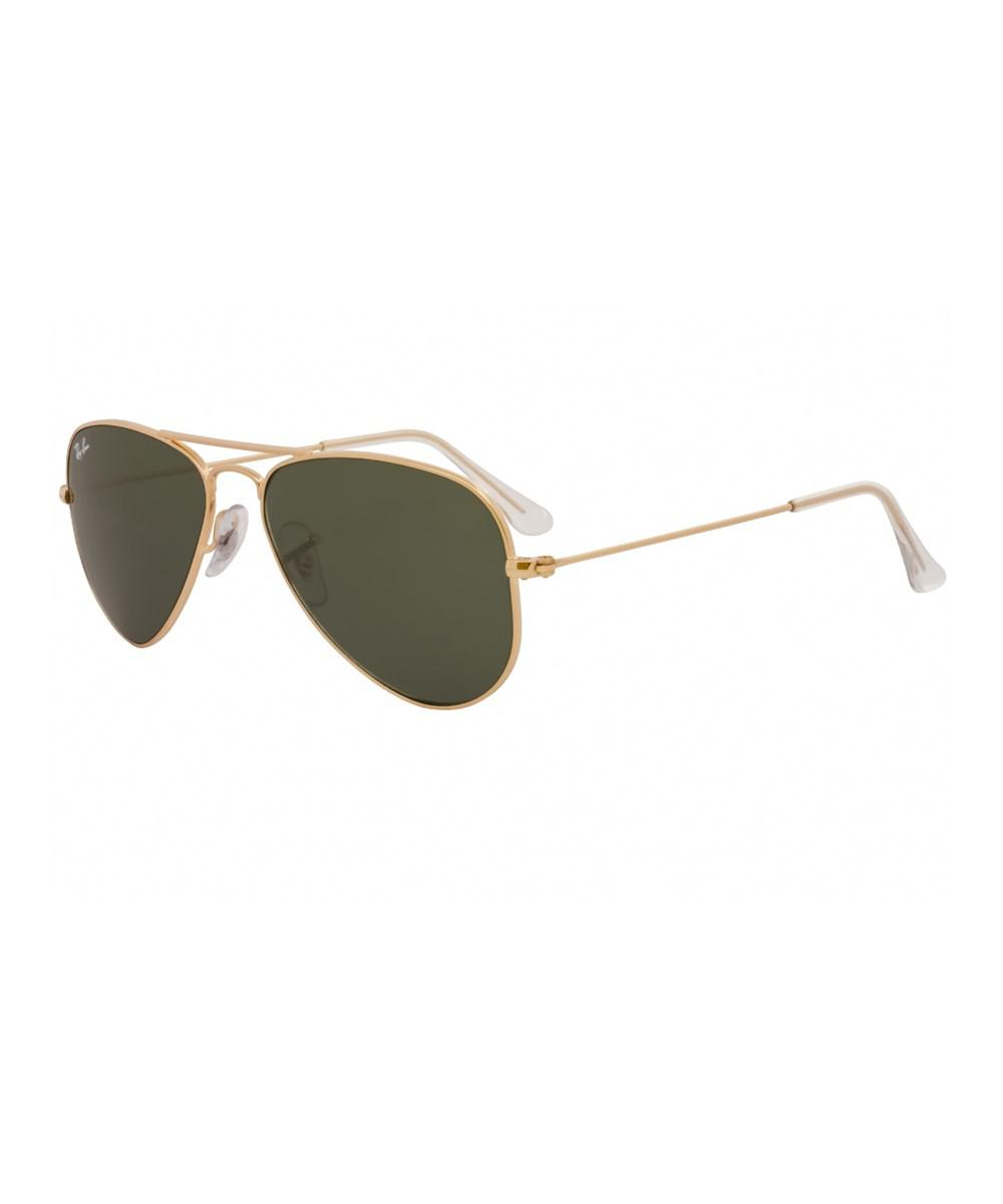 5a02cd3d788ad Ray Ban Sonnenbrille Aviator Small Metal Rb 3044 L0207