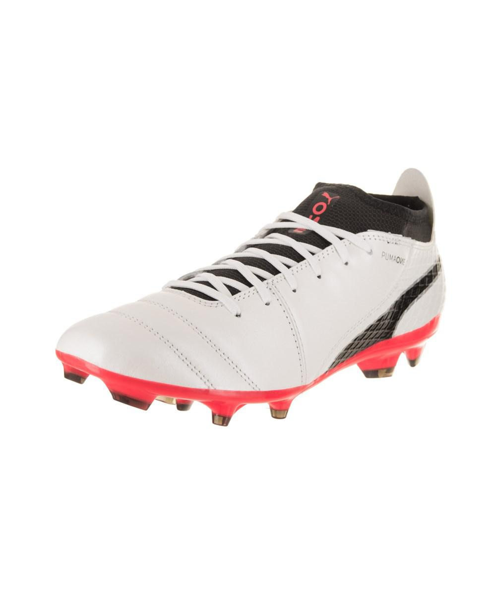 Lyst Puma ''s One 17.1 Ag Football Boots in White for Men