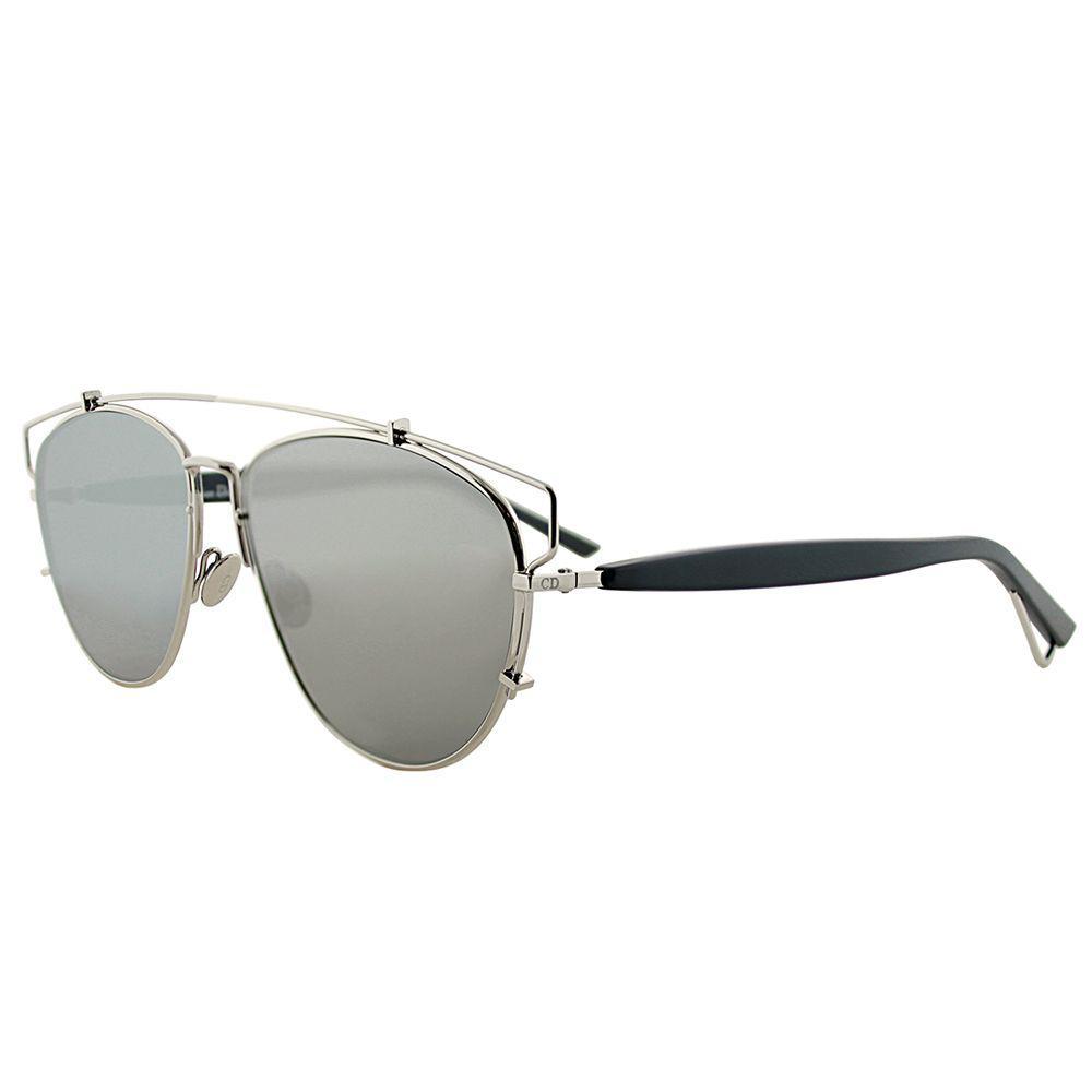 e97c9fa53f1 Dior. Women s Technologic Cd Technologic 84j 0t3 57mm Palladium Black  Fashion Sunglasses