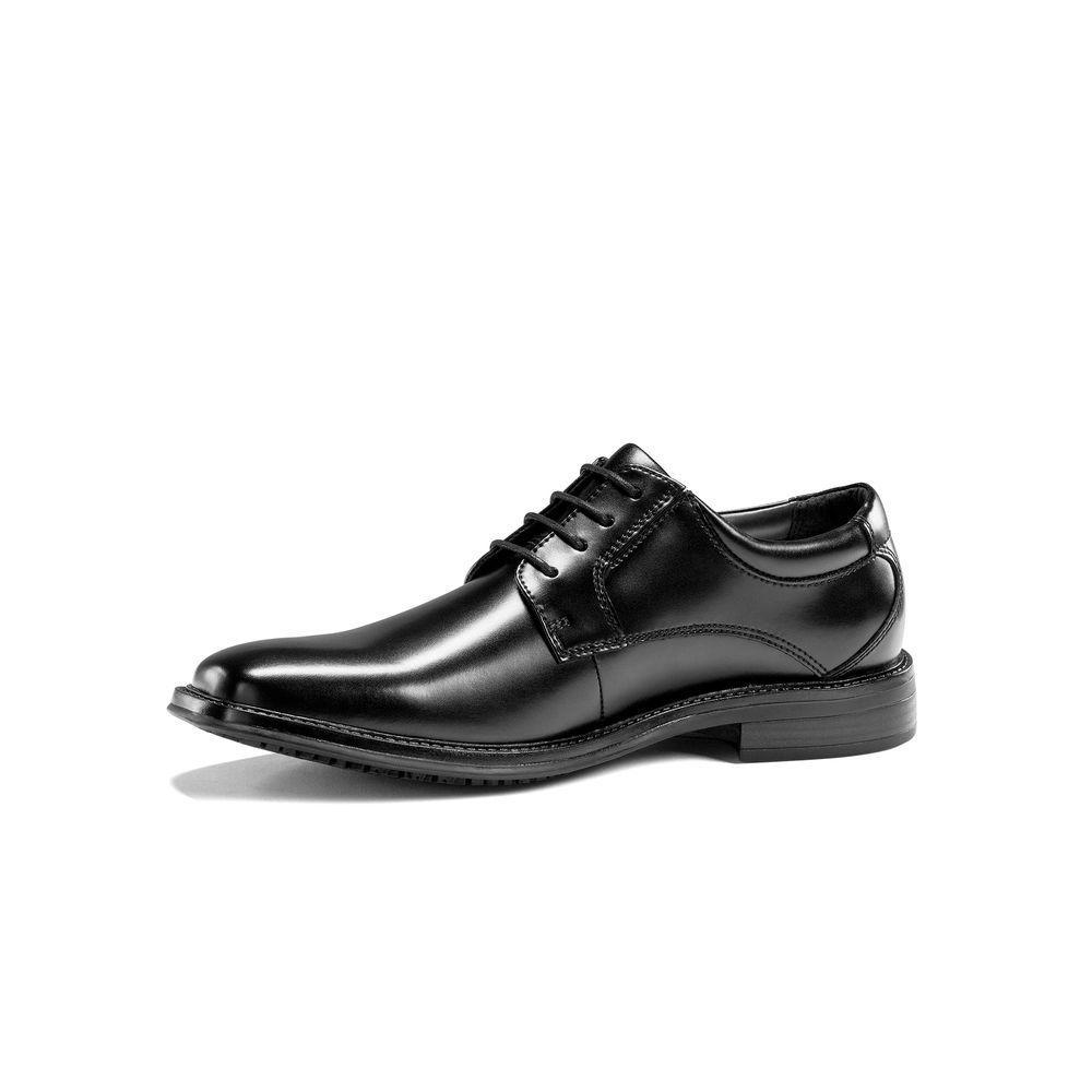 b44fdd998092d Dockers - Black Men s Sansome Oxford Slip Resistant Work Shoe for Men -  Lyst. View fullscreen