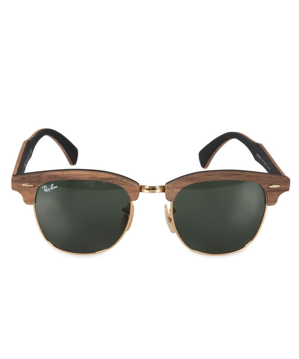 2abf17836a store ray ban clubmaster 49mm or 51mm nut 374e7 12b7f