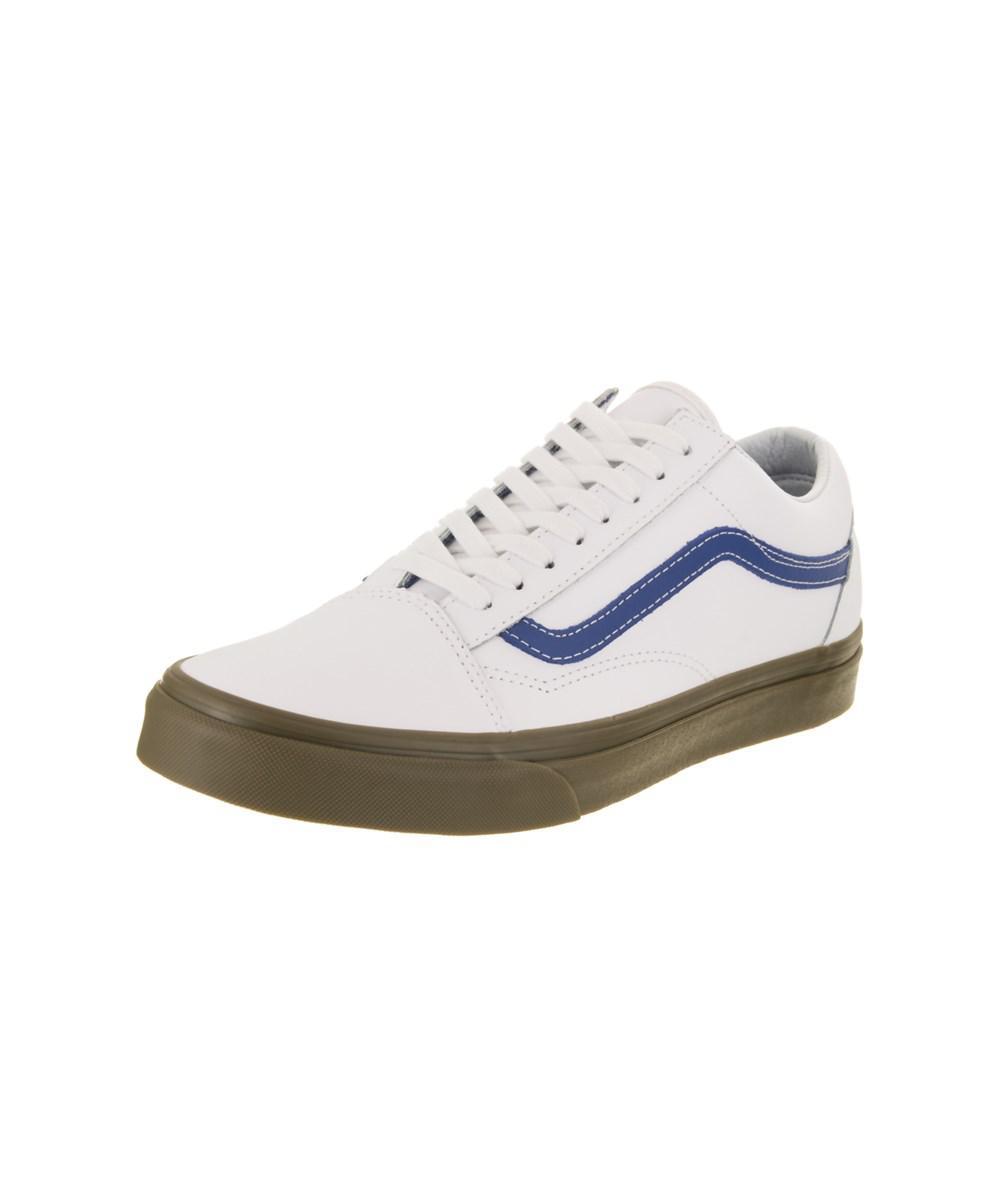0a775fc883cb50 Lyst - Vans Unisex Old Skool (bleacher) Skate Shoe for Men