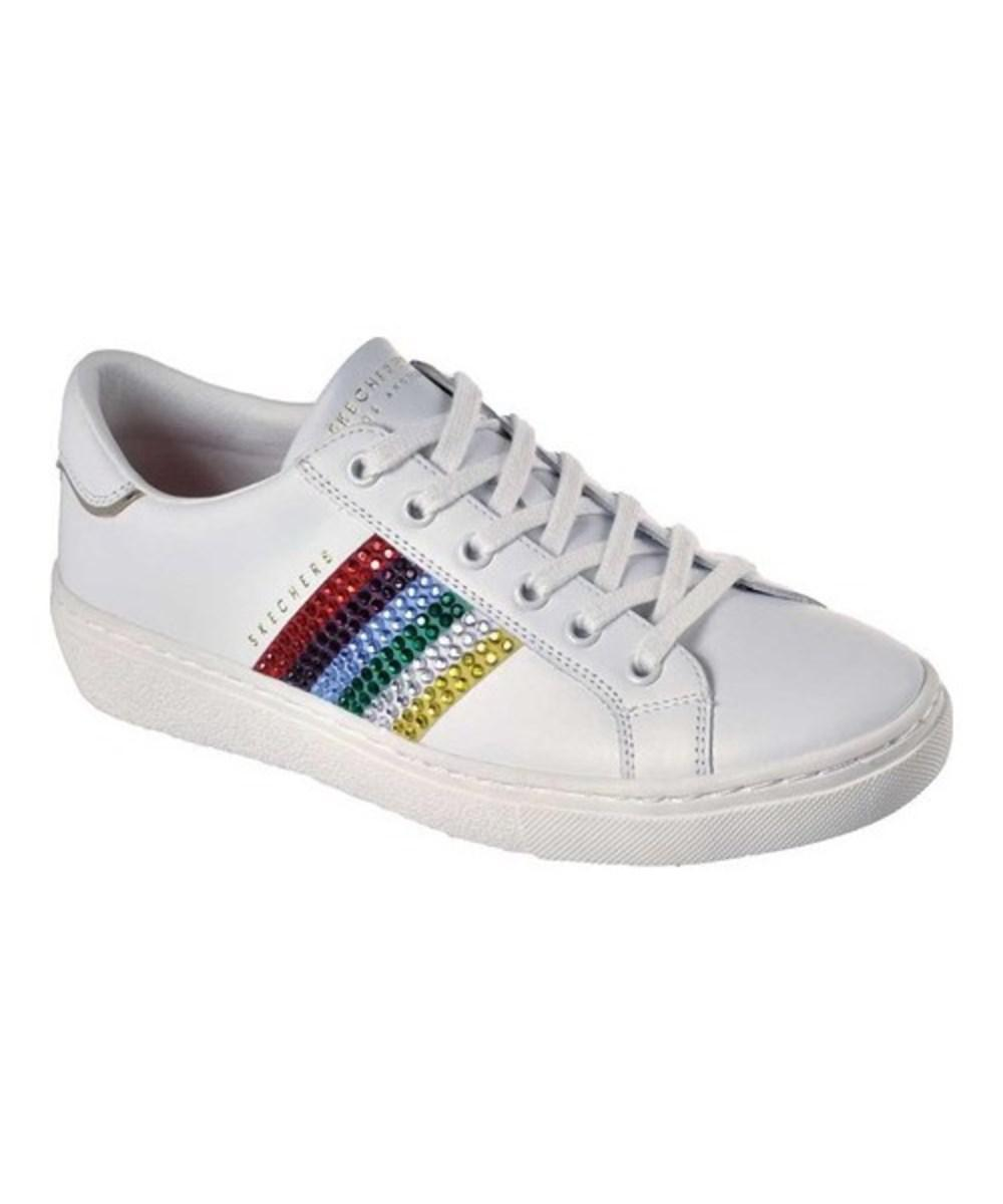 Skechers Goldie Rainbow Rockers Sneaker (Women's)