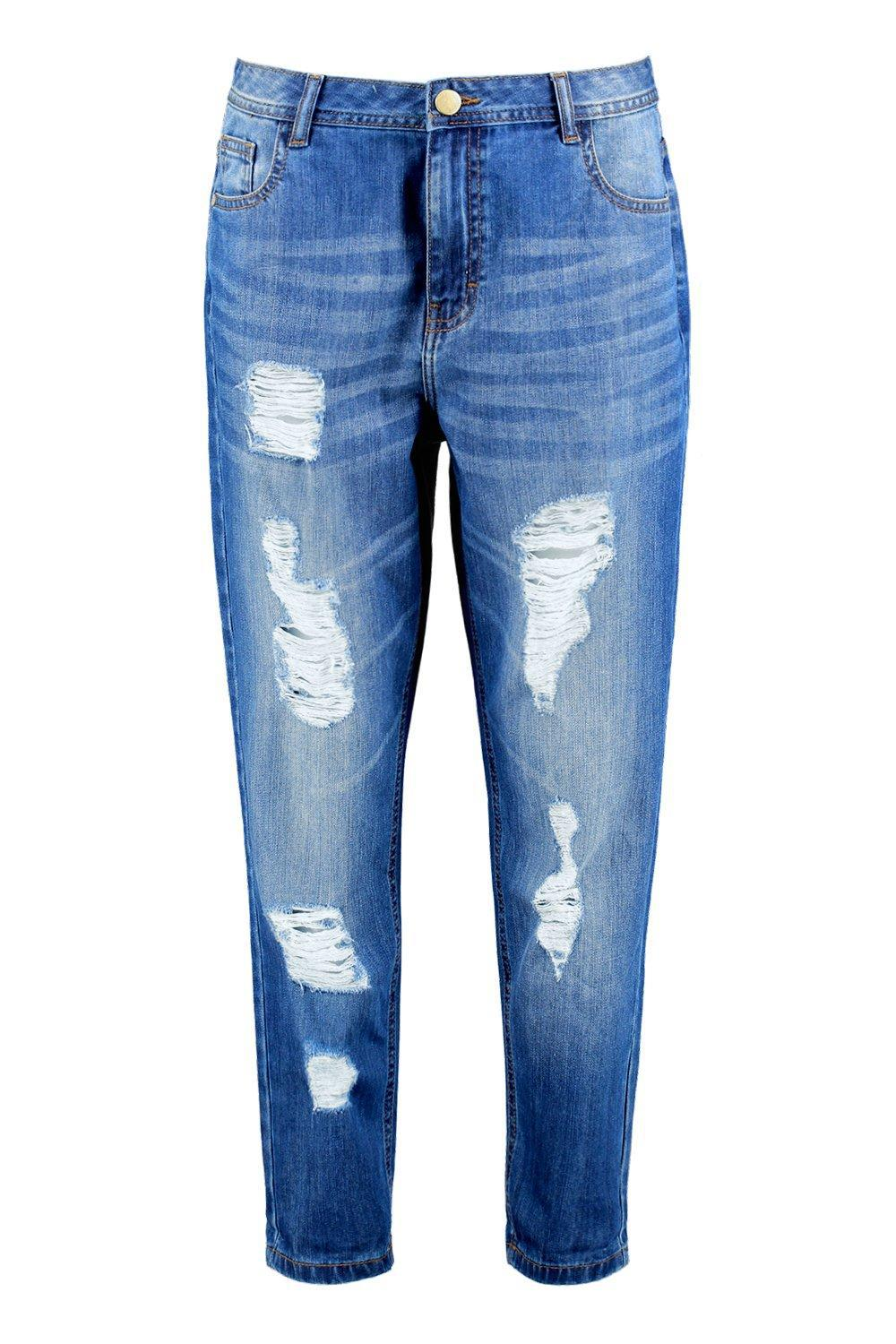 6b25907e857b Gallery. Previously sold at: Boohoo · Women's Low Rise Jeans Women's Mom ...