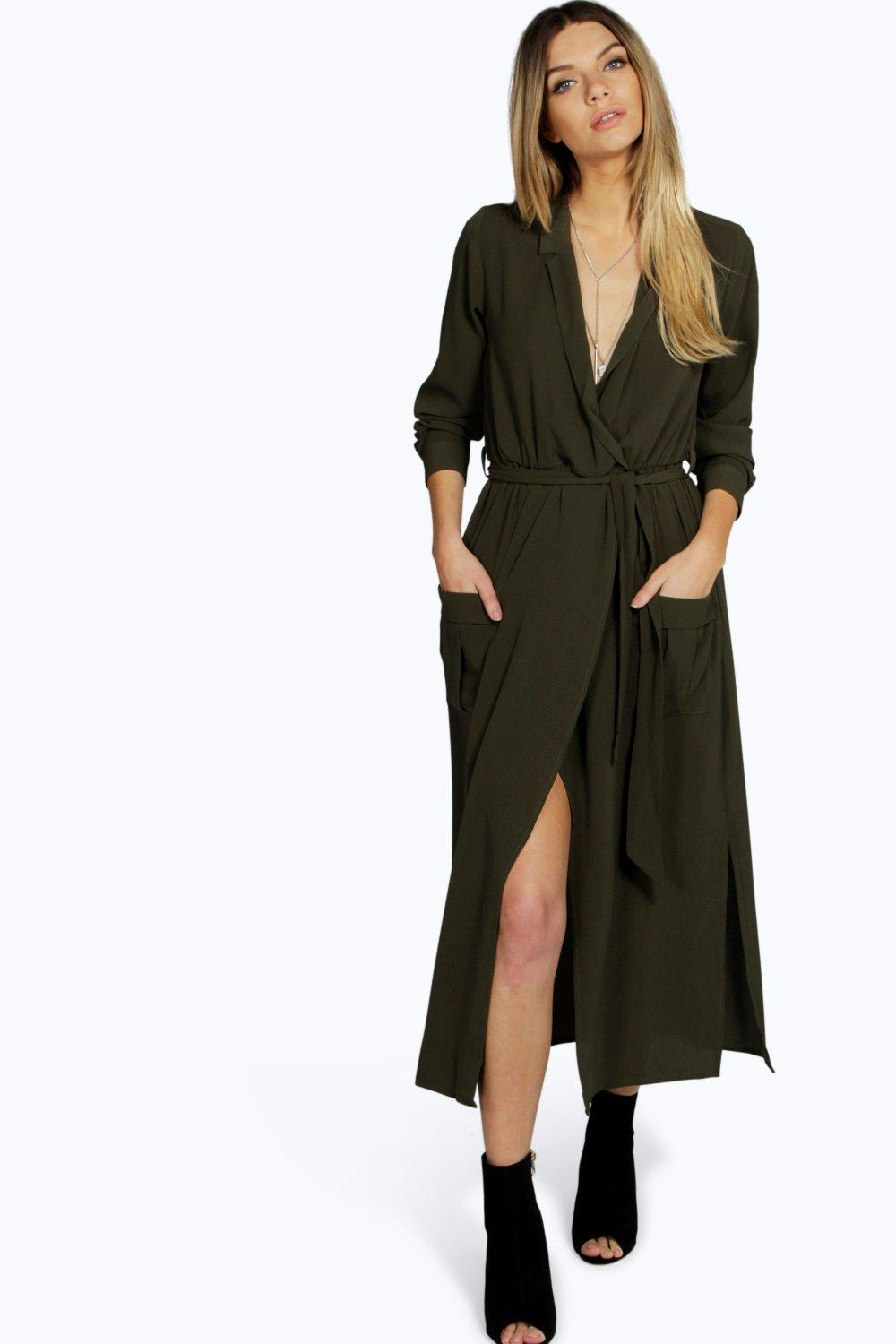 Because shirt dresses are so versatile and flattering from the moment you put them on they work well for casual and professional engagements alike. Just accessorize thoughtfully and wear them with jewelry and shoes that make sense for the occasion.