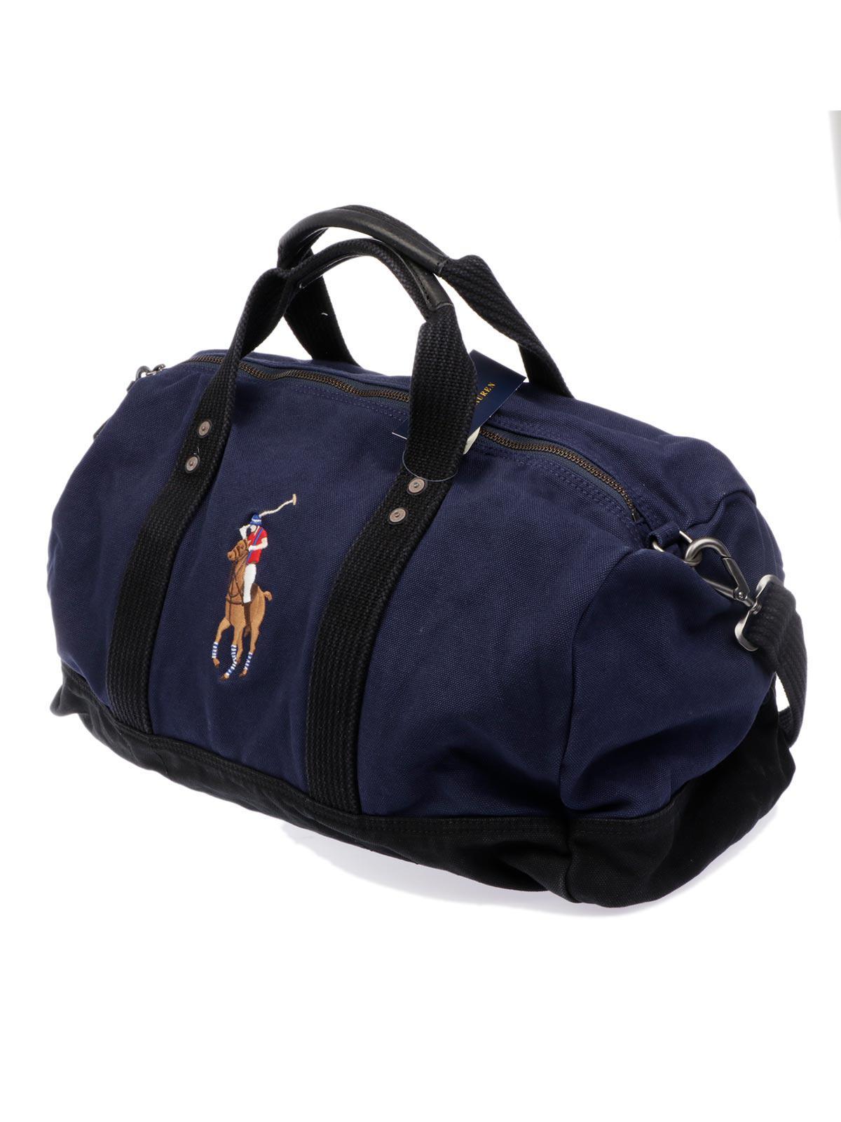 Lyst - Polo Ralph Lauren Borsa in Blue for Men 1fb88bd28ecb6