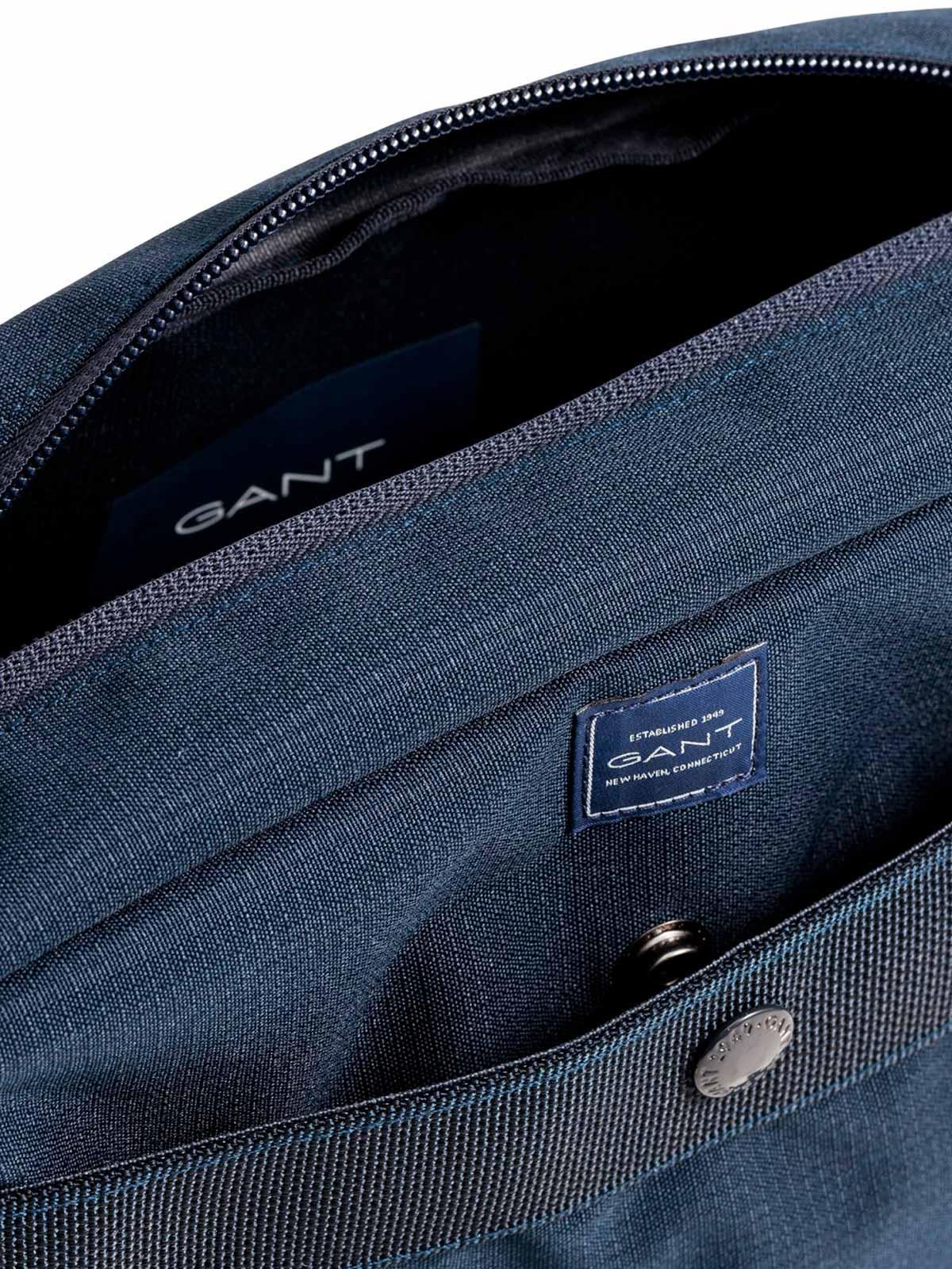 c102d26ecbc Gant - Blue Sports Washbag for Men - Lyst. View fullscreen