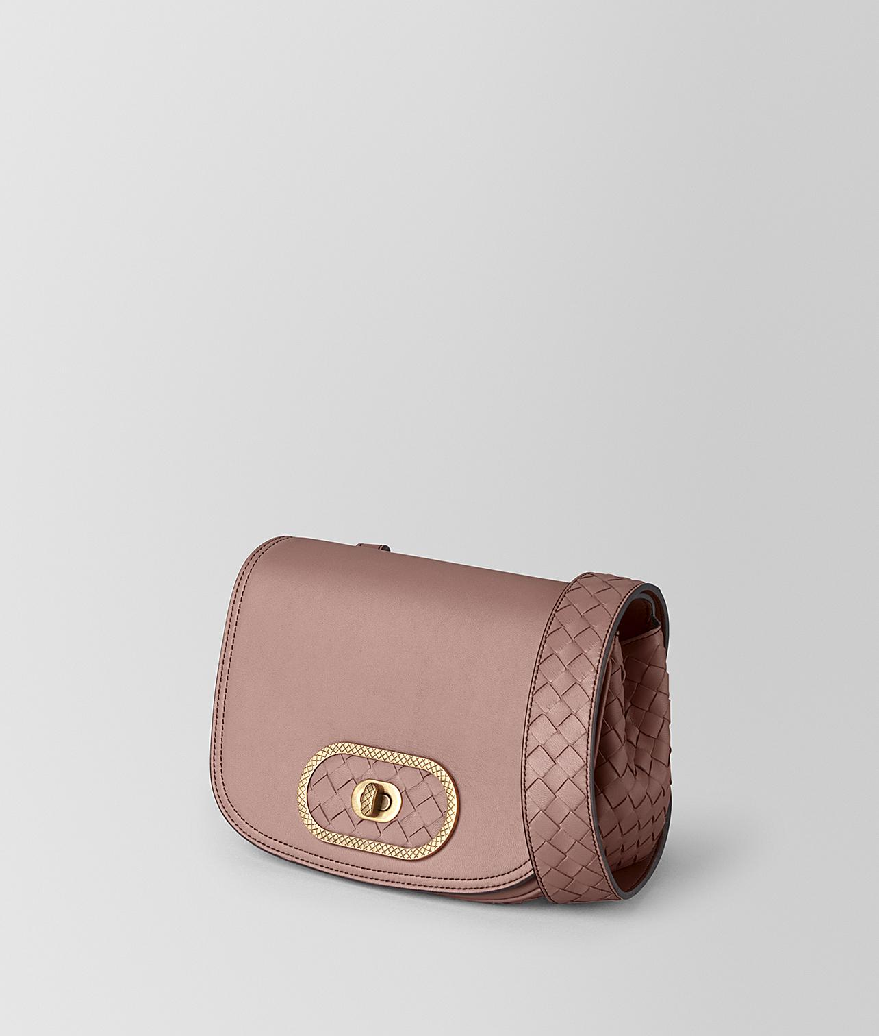 e1f9a9abebe1 Lyst - Bottega Veneta Bv Luna Bag In Nappa in Pink